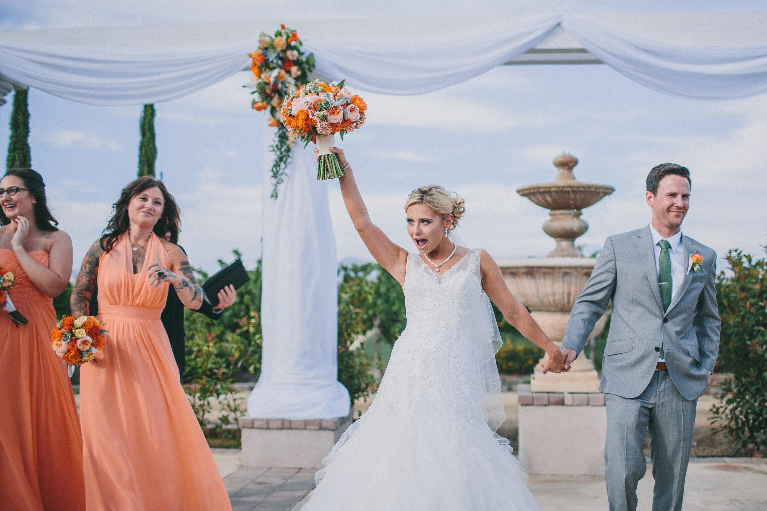 Mount Palomar Wedding | Michelle Garibay Events
