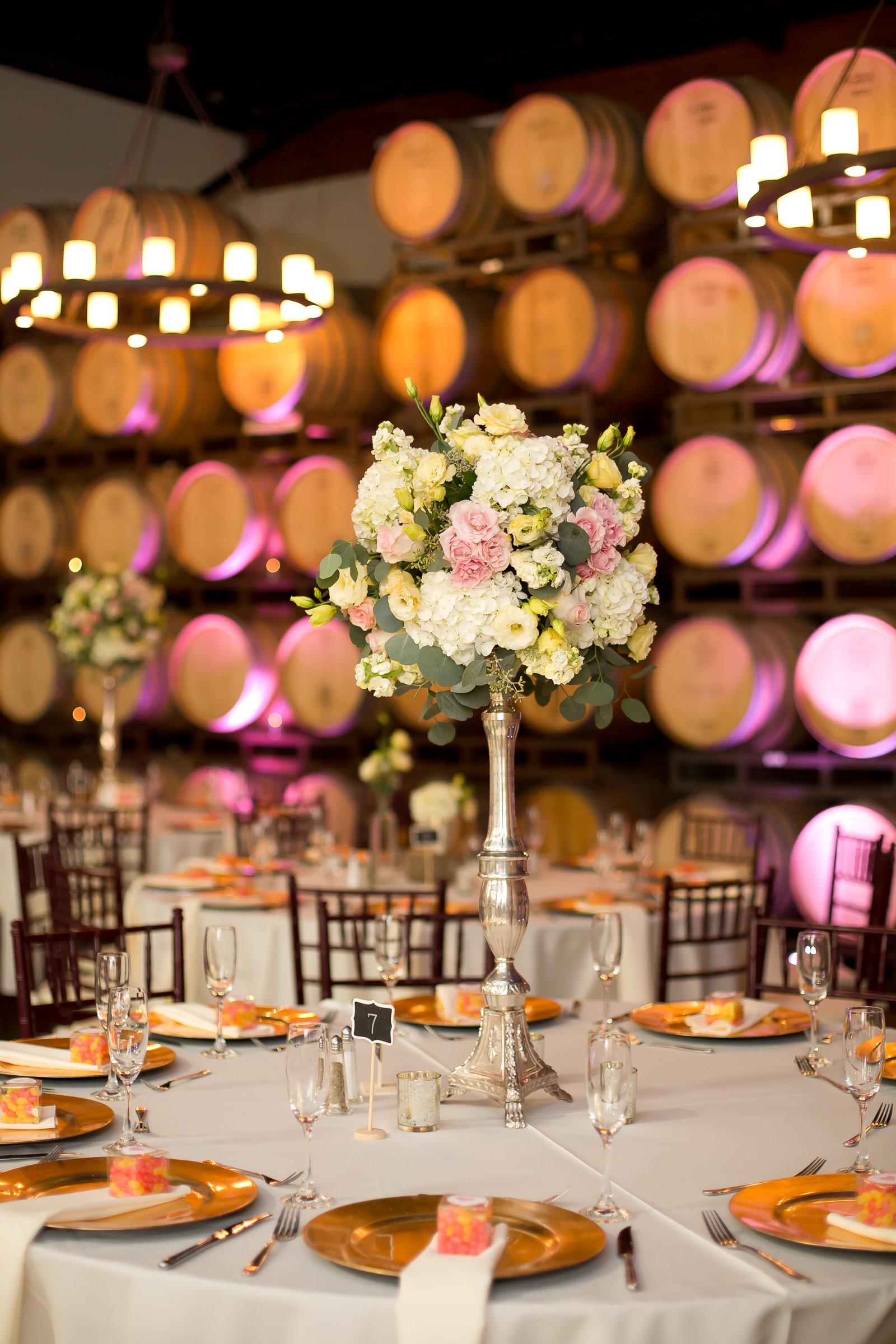 Pastel Wedding Reception Decor | Michelle Garibay Events