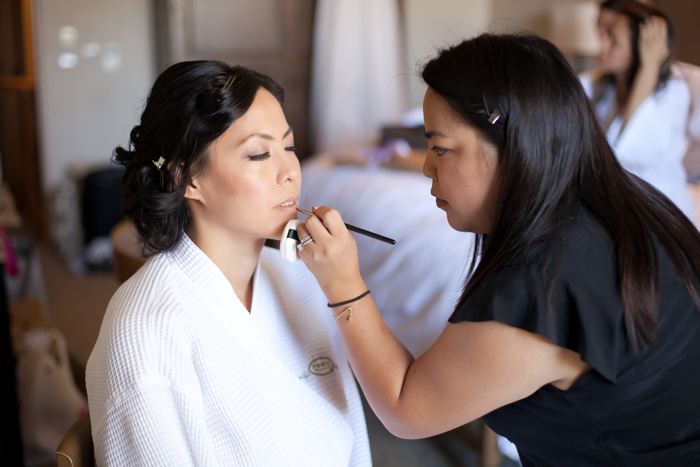 Bridal Hair and Makeup | Michelle Garibay Events
