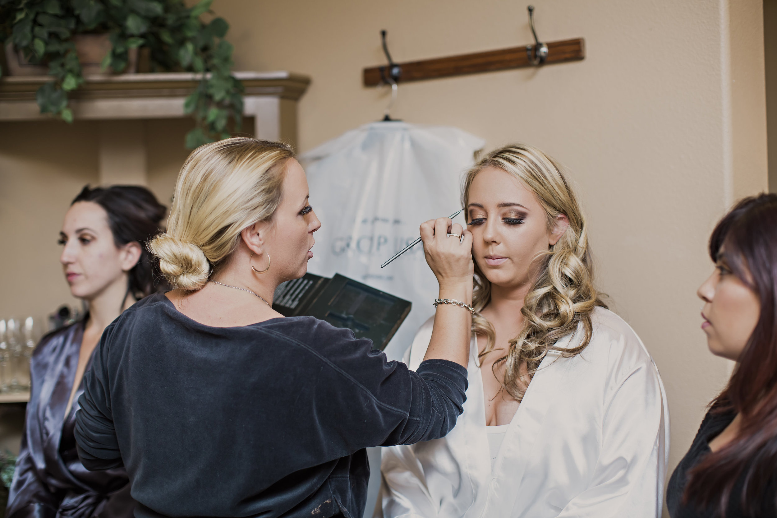 Wilson Creek Winery Bridal Suite | Temecula Private Estate Wedding | Michelle Garibay Events