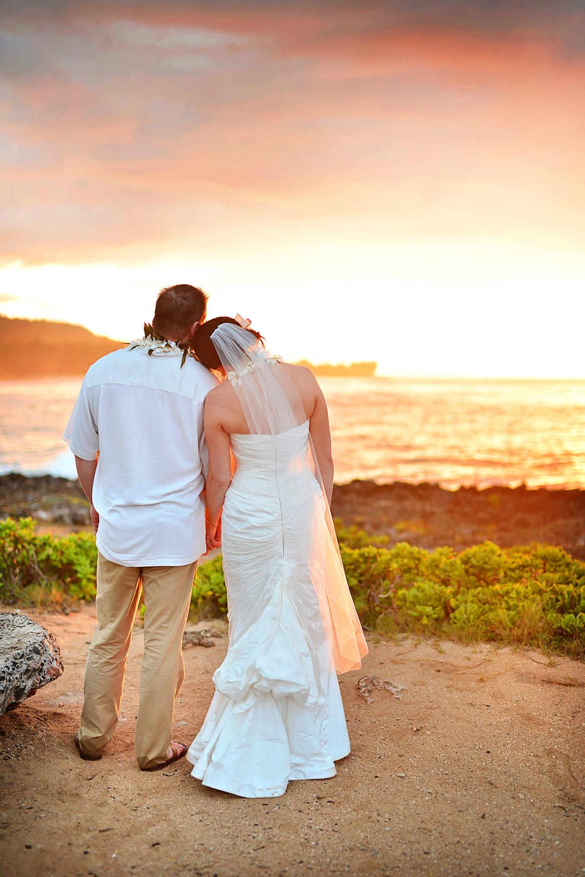 Michelle Garibay Events | Turtle Bay Resort Wedding | Hawaii Destination Wedding Planner | Oahu Sunset Wedding