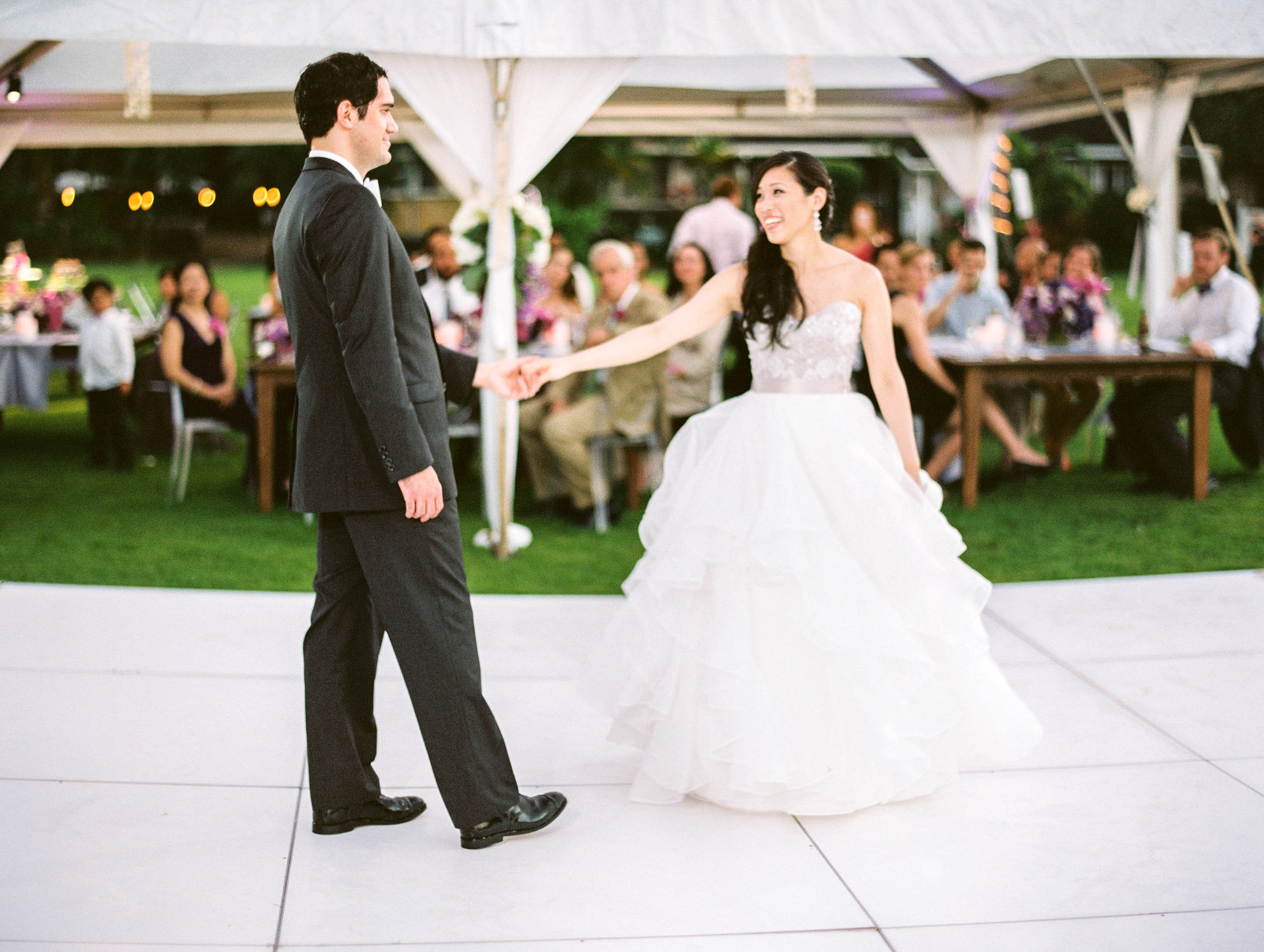 Michelle Garibay Events | Loulu Palm Estate Wedding