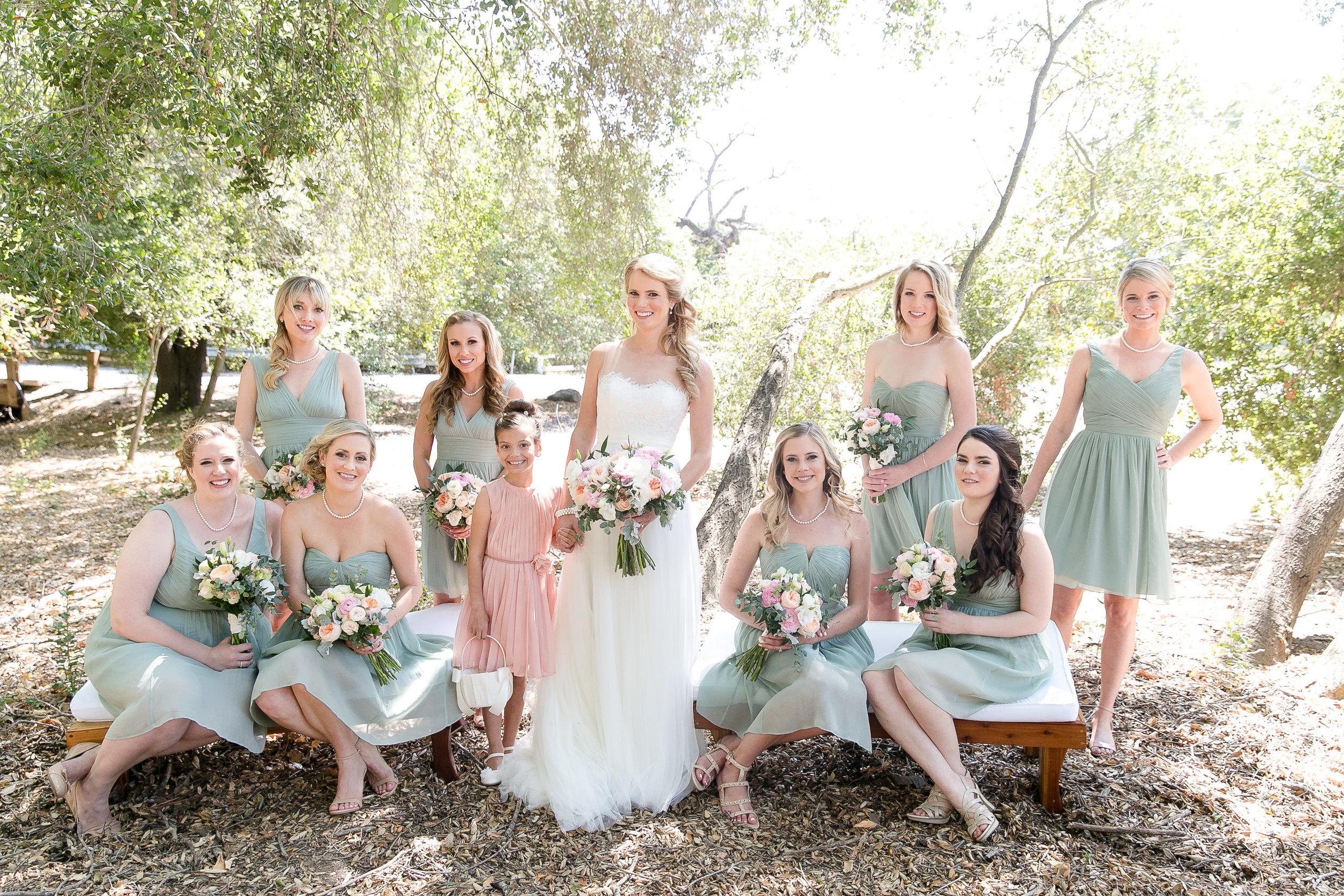 De Luz Estate Backyard Wedding | Leah Marie Photography | Michelle Garibay Events