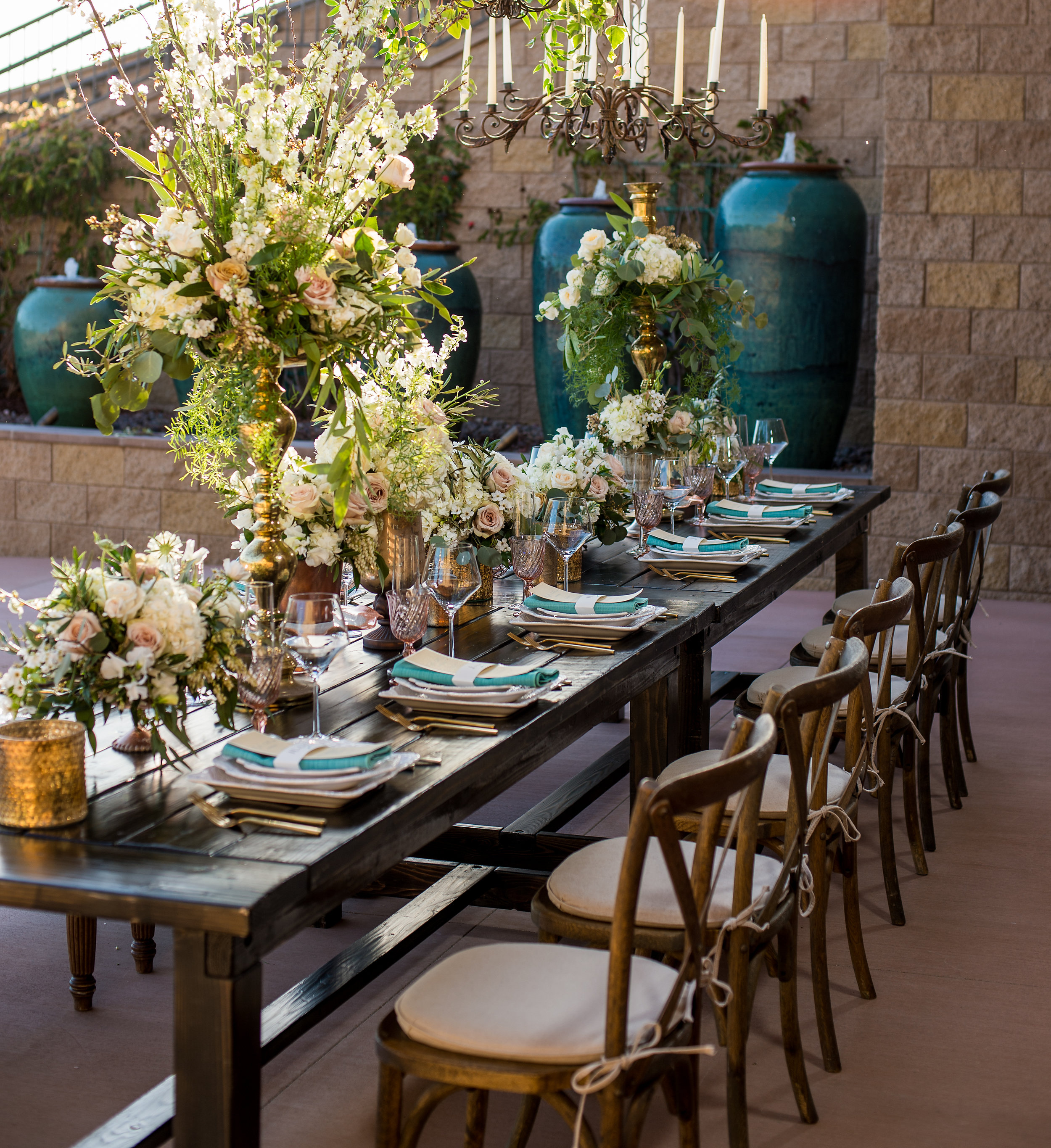 Fazeli Cellars Organic Rustic Elegance | Hulse Photography | Michelle Garibay Events