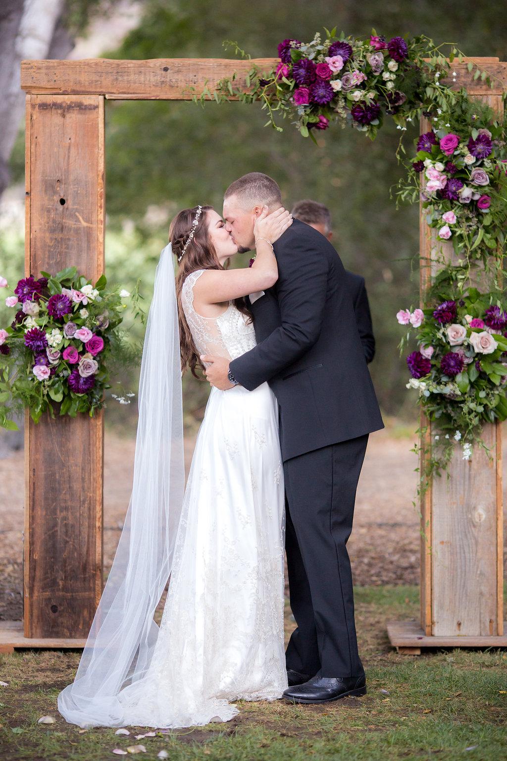 Honey Photographs by Alyss | Michelle Garibay Events | Temecula Creek Inn Wedding