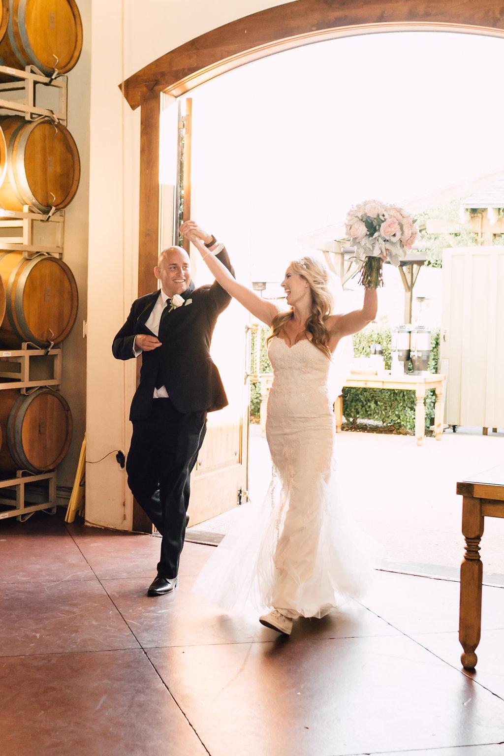 Ponte Vineyard Inn Wedding | Plum and Oak Photo | Michelle Garibay Events