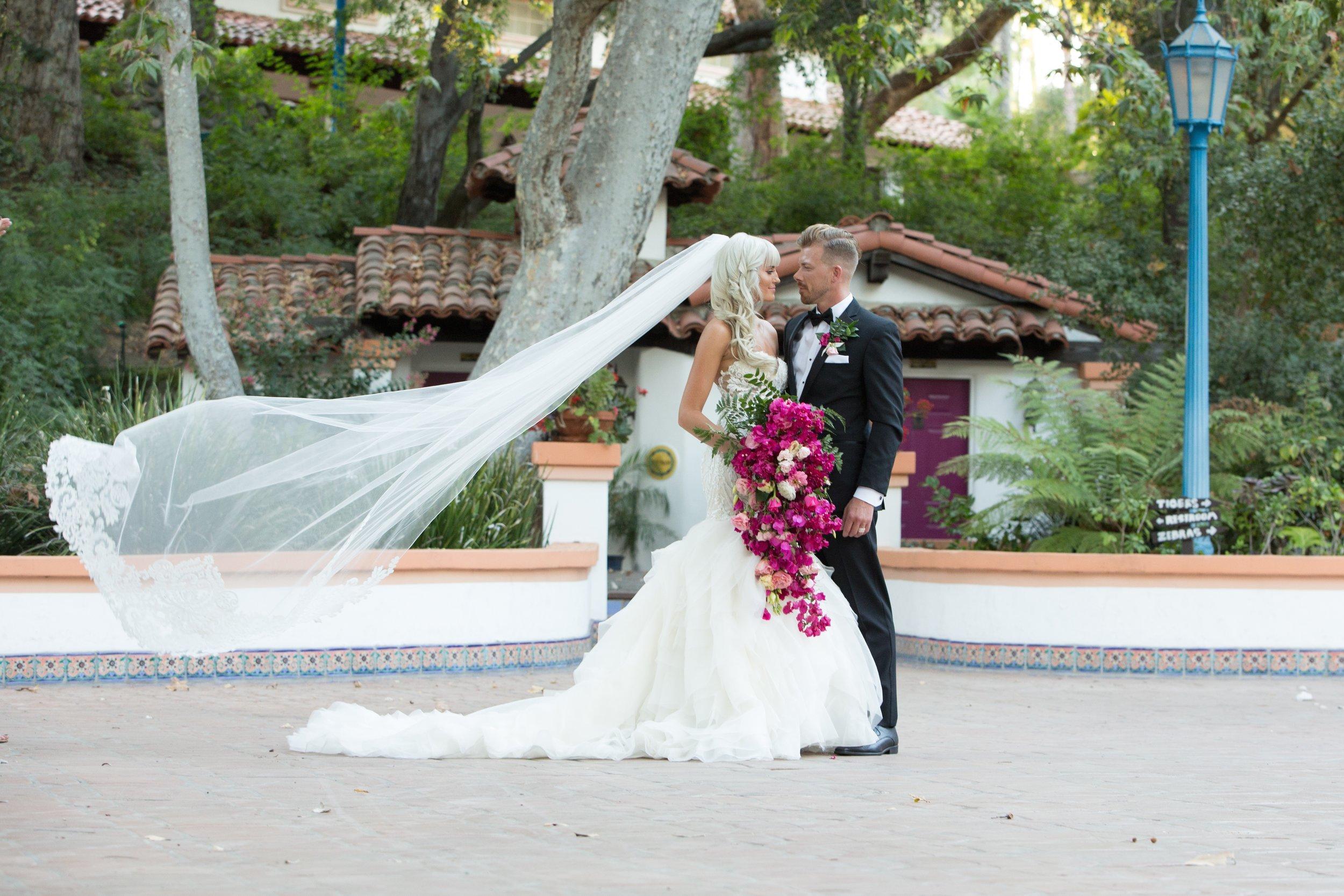 Spanish Wedding Inspiration at Rancho Las Lomas | Chloe Atnip Photography | Michelle Garibay Events