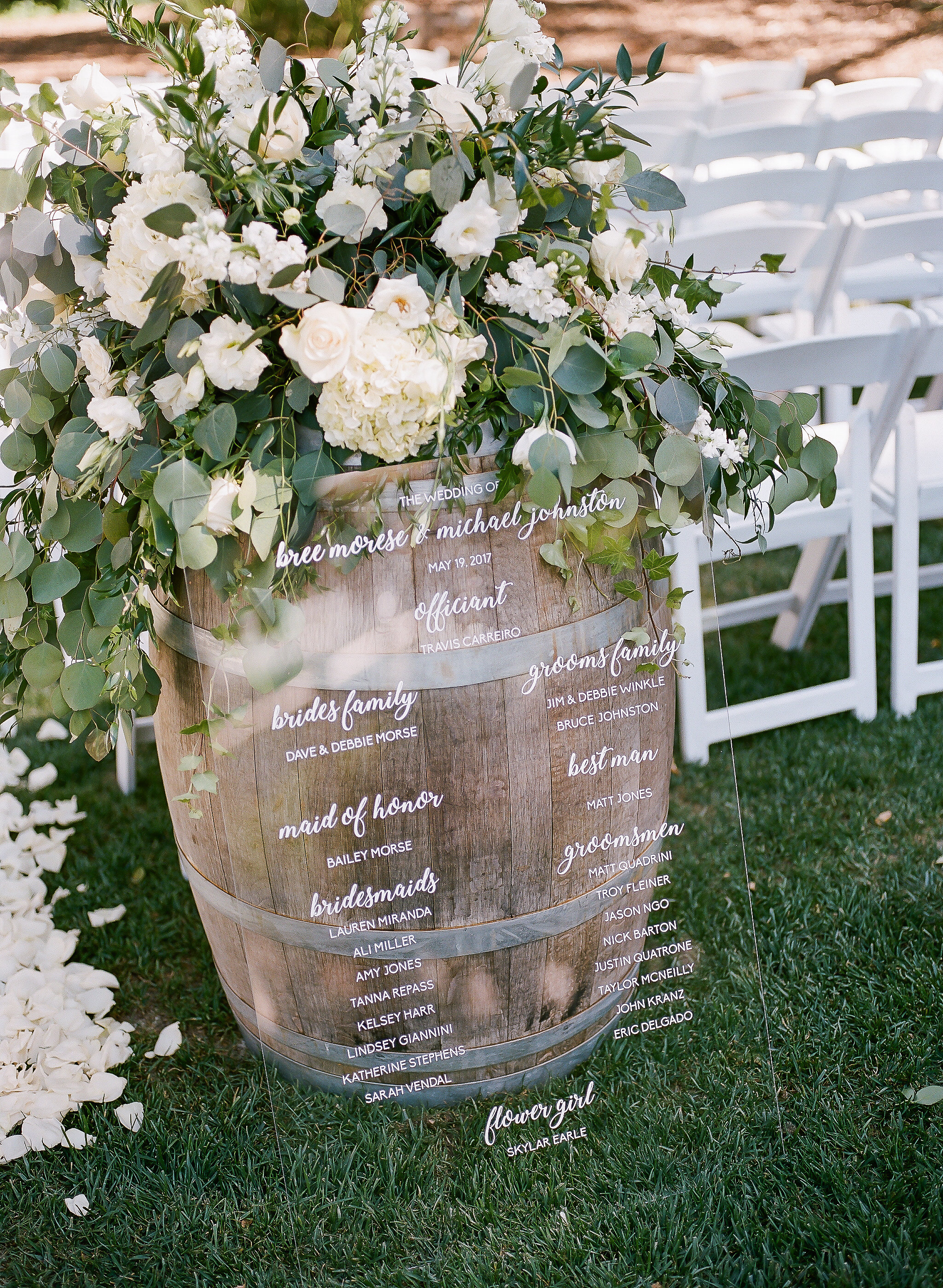Miss California 2015 Temecula Wedding | Allie Lindsey Photography | Michelle Garibay Events