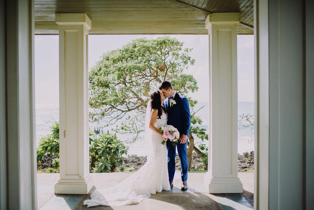Turtle Bay Resort | Oahu Wedding | Michelle eGaribay Events