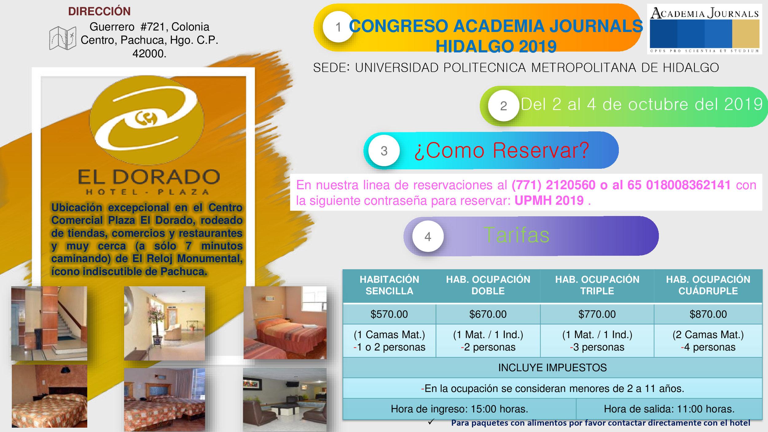 El Dorado Hotel - Plaza
