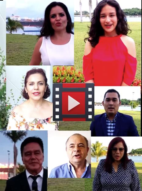 Clic para ver video con invitación a congreso 2019