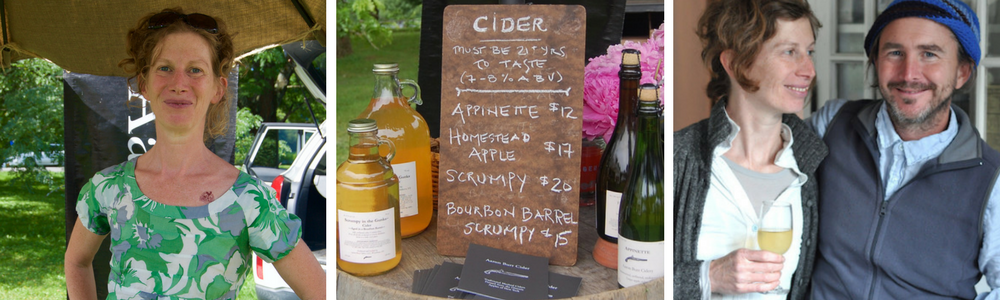 Aaron Burr Cider     Hard cider made from locally-grown and foraged NY State Apples.