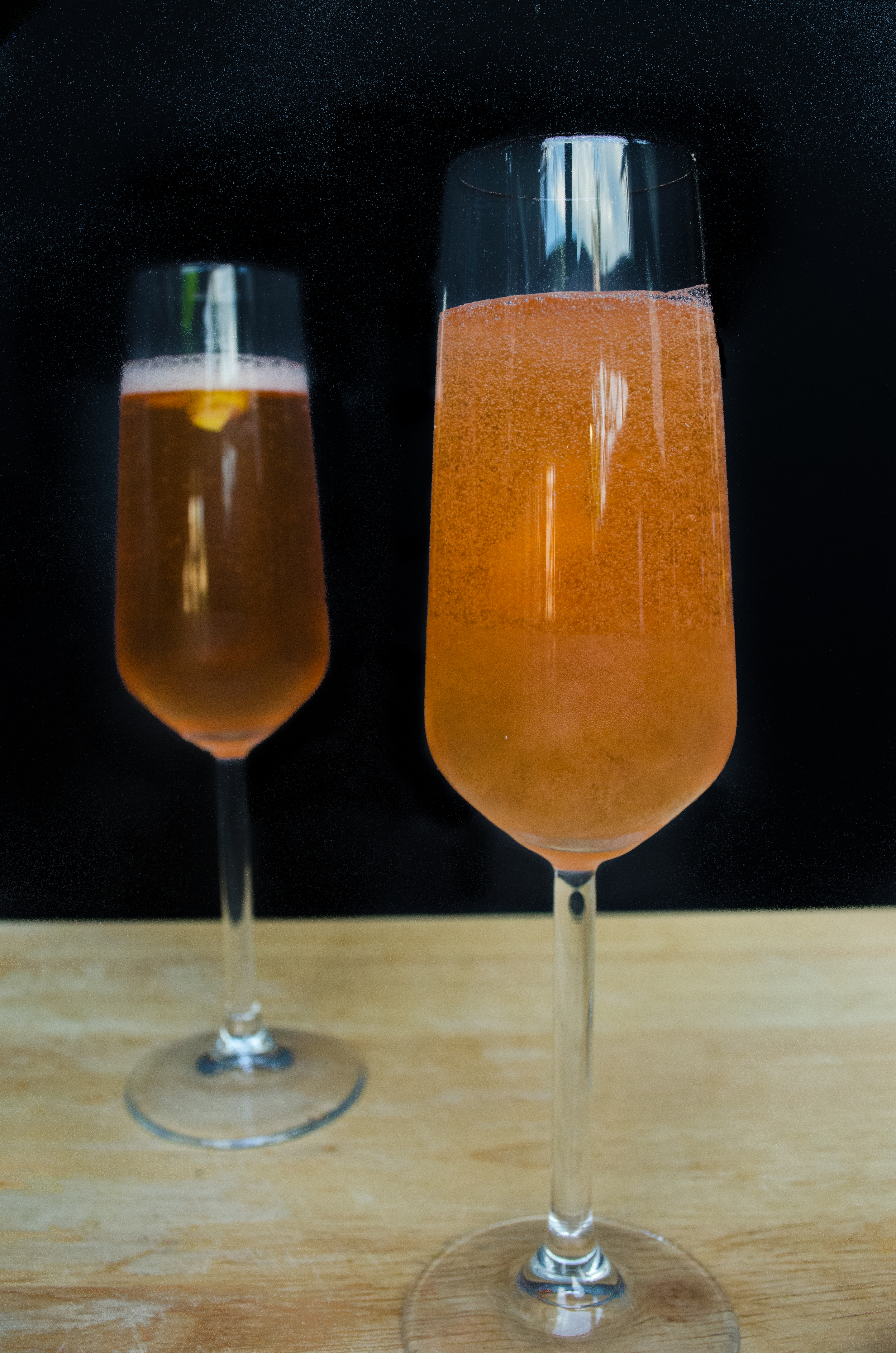St. Germain Seelbach cocktail