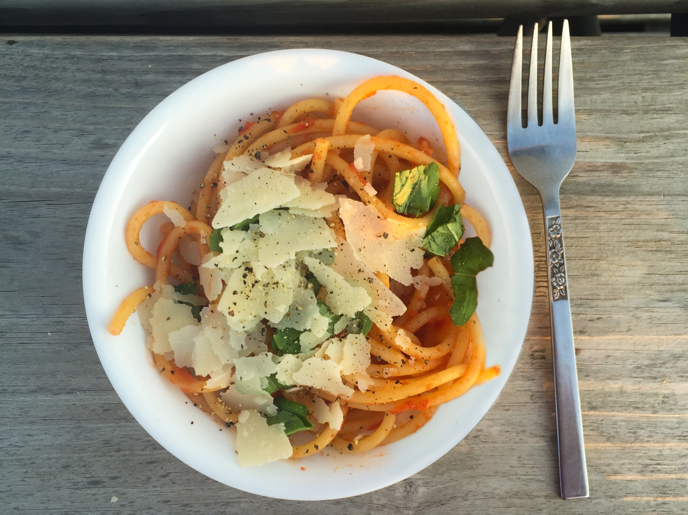 Marcella Hazan tomato sauce