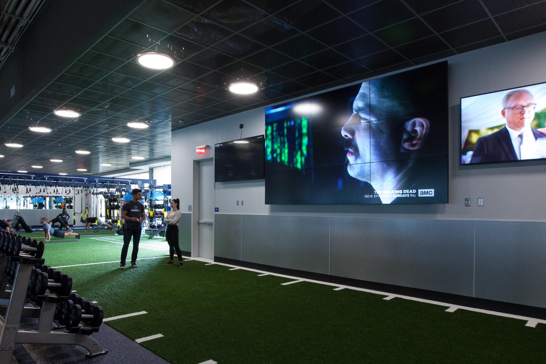 commercial-TV-installation
