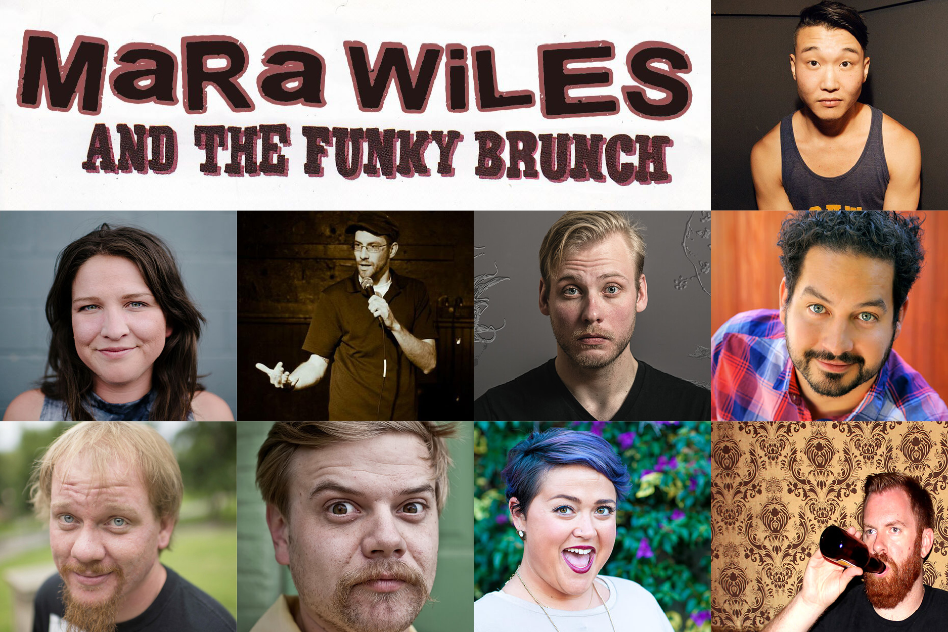 Mara Wiles & The Funky Brunch