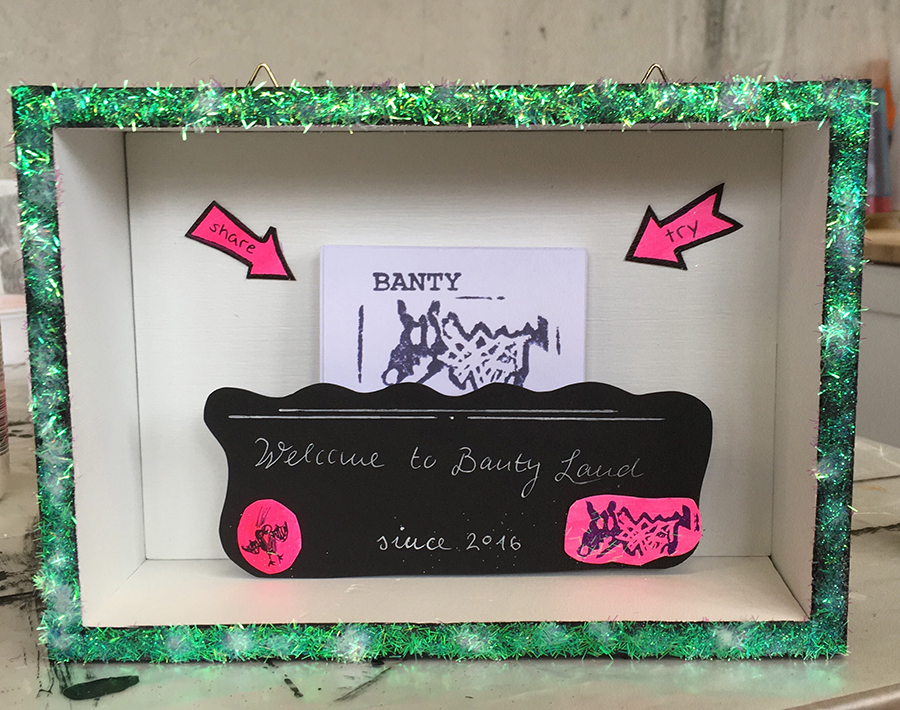 """bantys """"merch box"""""""