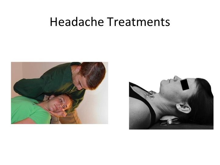 headache interventions