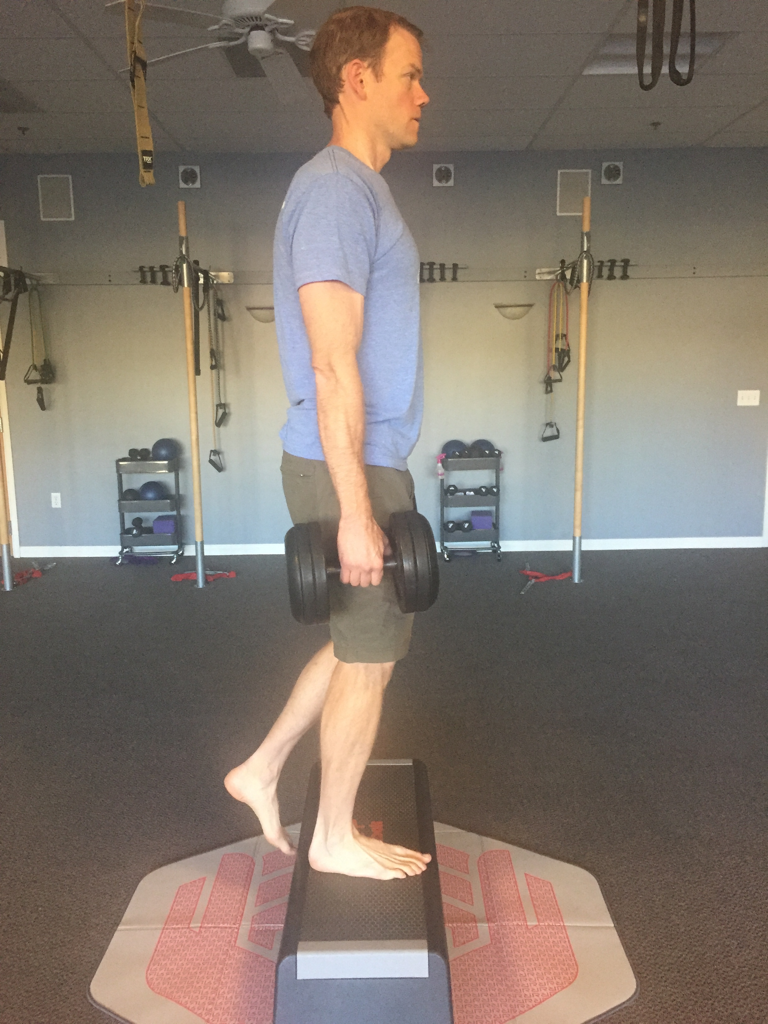 front step up-runners-strength training