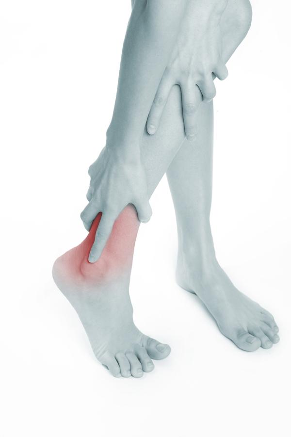 Ankle Sprain      Achilles Tendon Pain