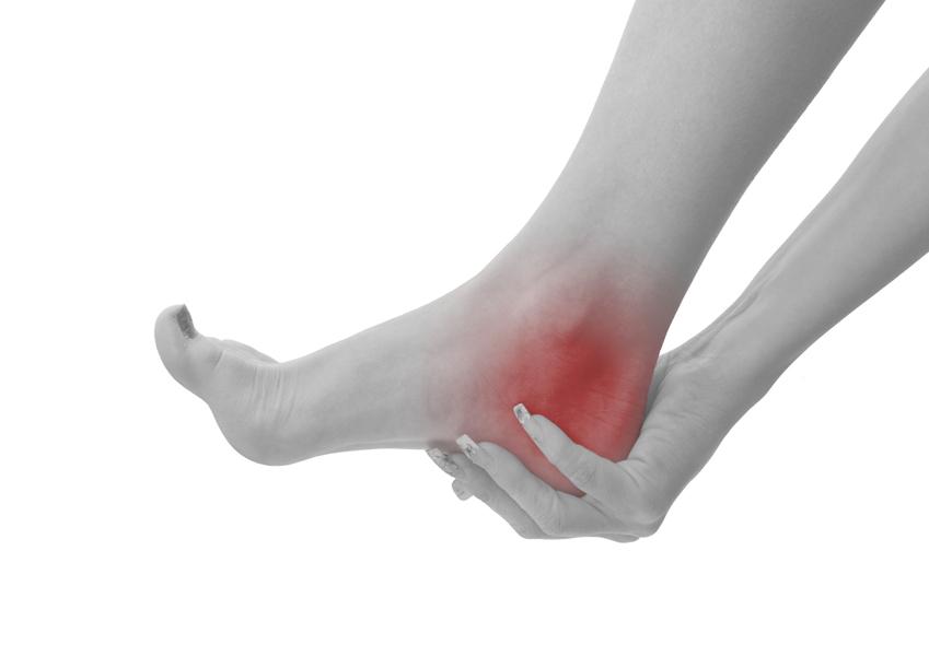 Heel Pain or Plantar Fasciitis