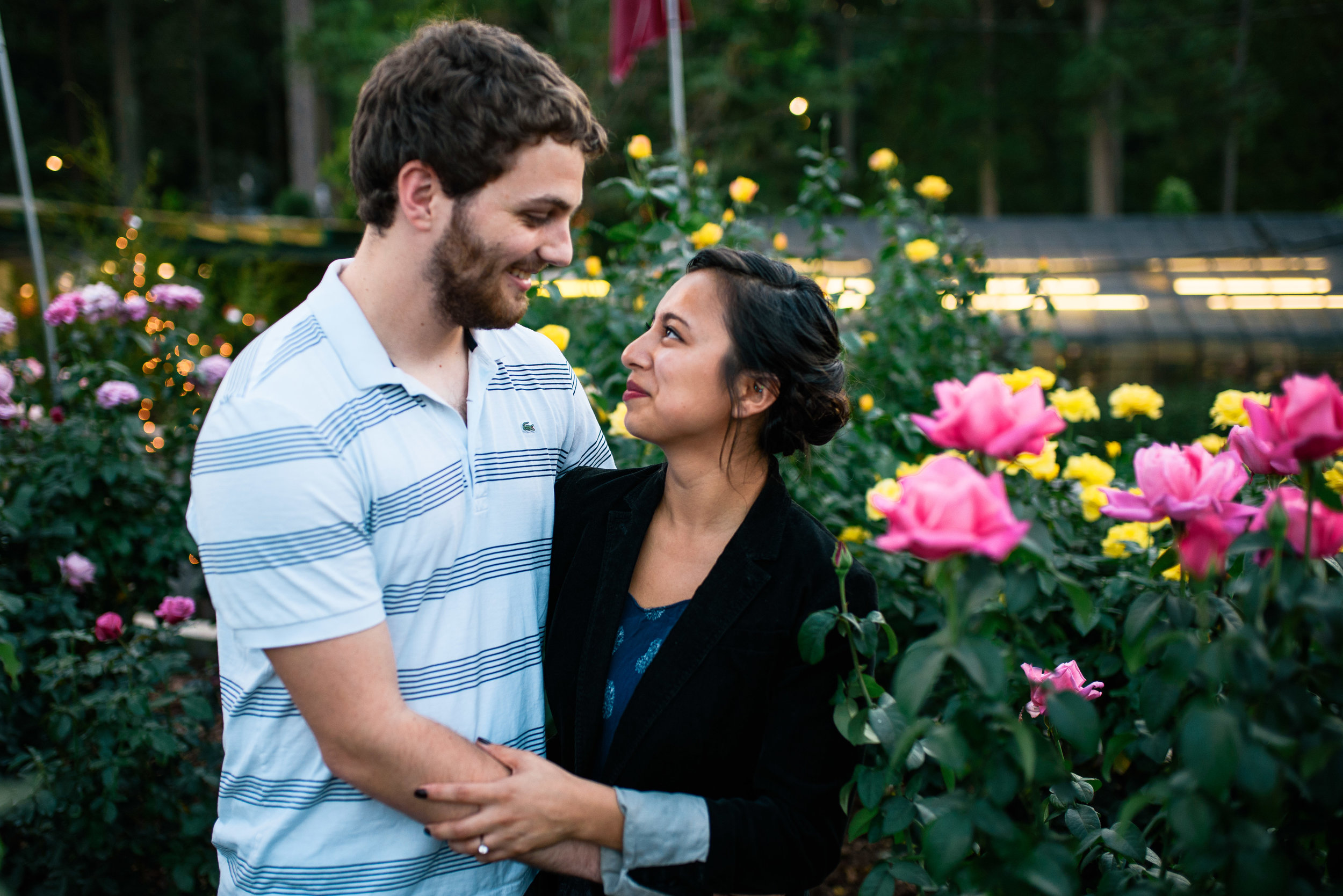 Raleigh Engagement - Raleigh Wedding Photographer