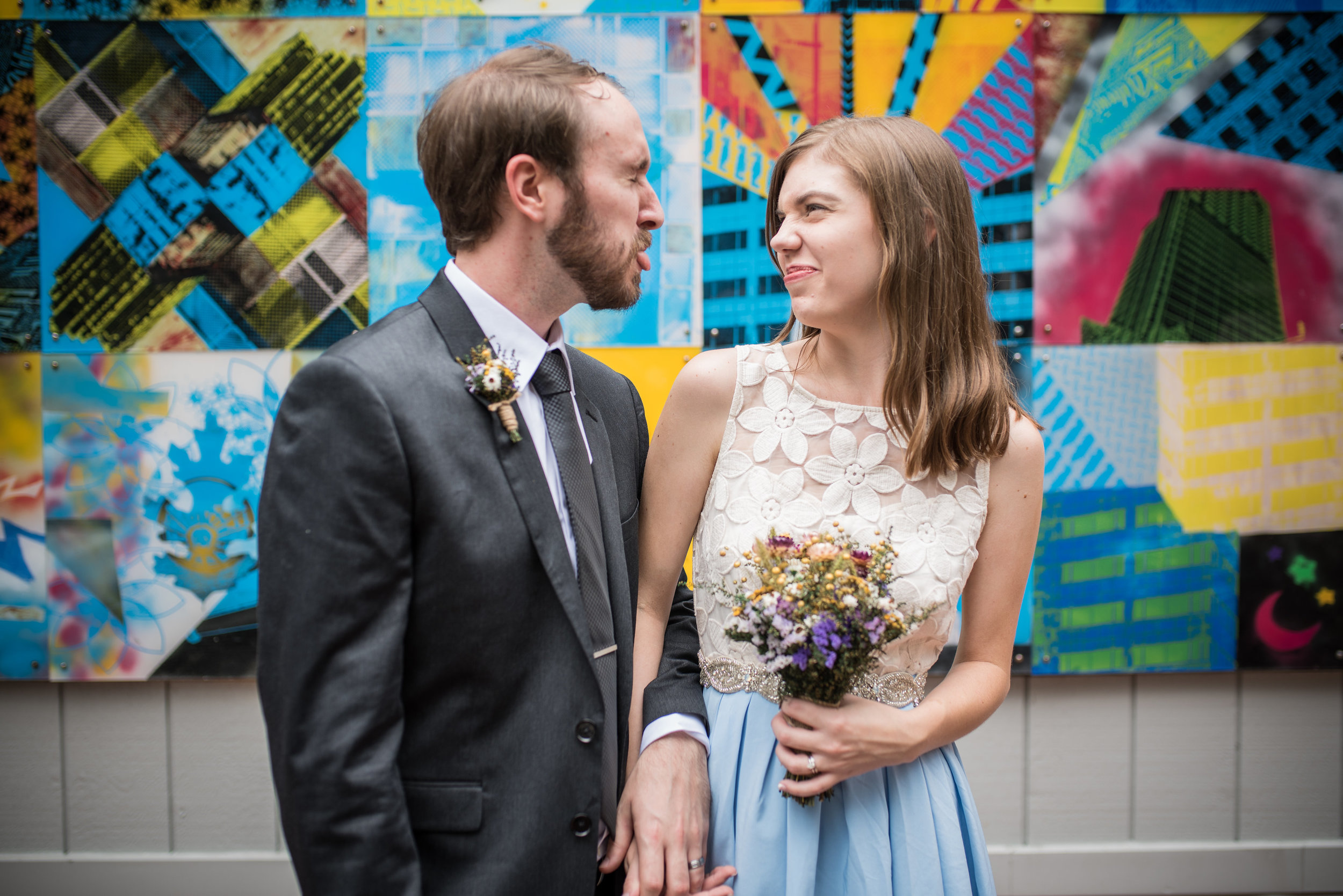 Raleigh Courthouse Wedding - North Carolina Wedding Photographer