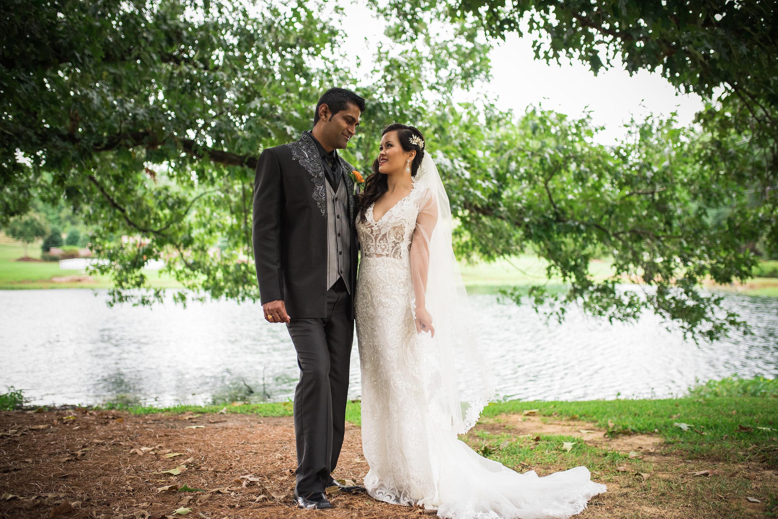 Oaks at Salem - North Carolina Wedding Photographer