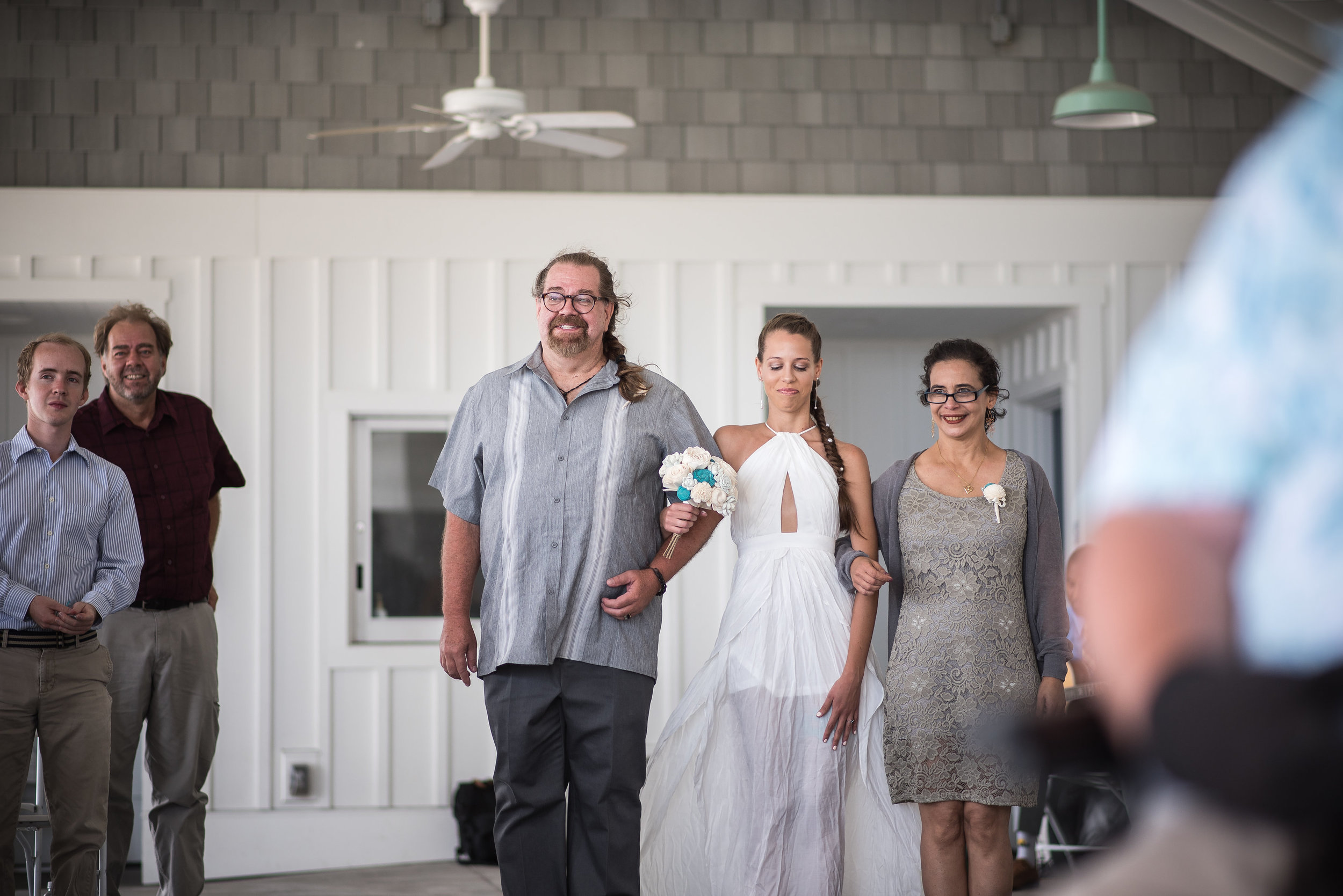 Kure Beach Wedding - North Carolina Wedding Photographers