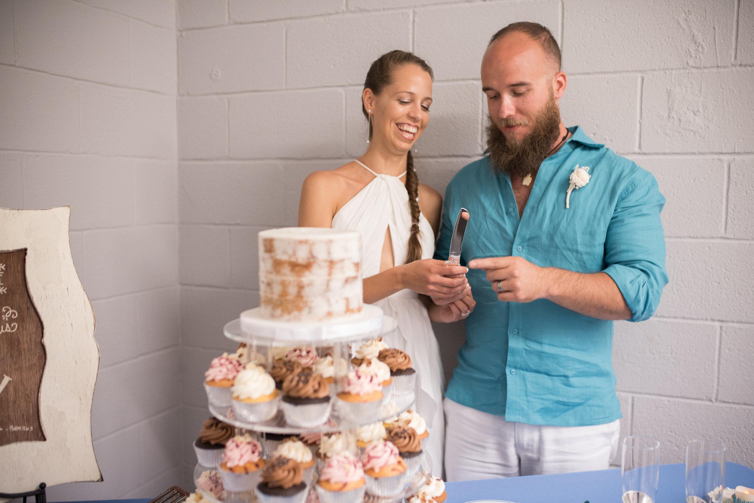 Kure Beach Wedding - North Carolina Wedding Photographer