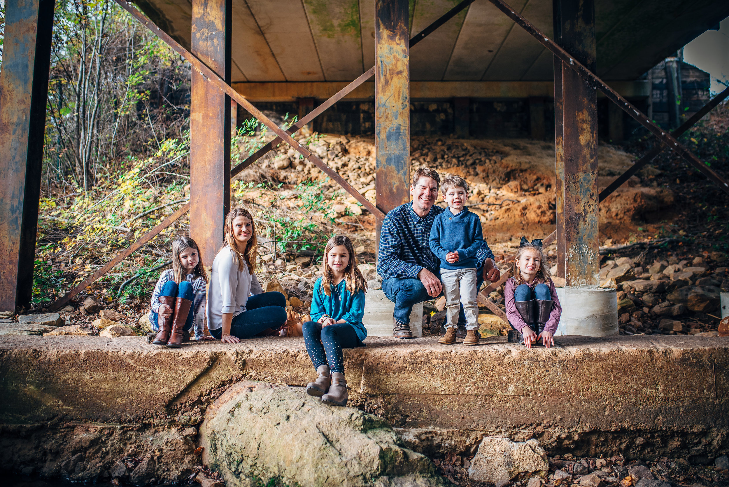 raleigh family photographer - yates mill photography - north carolina photographer