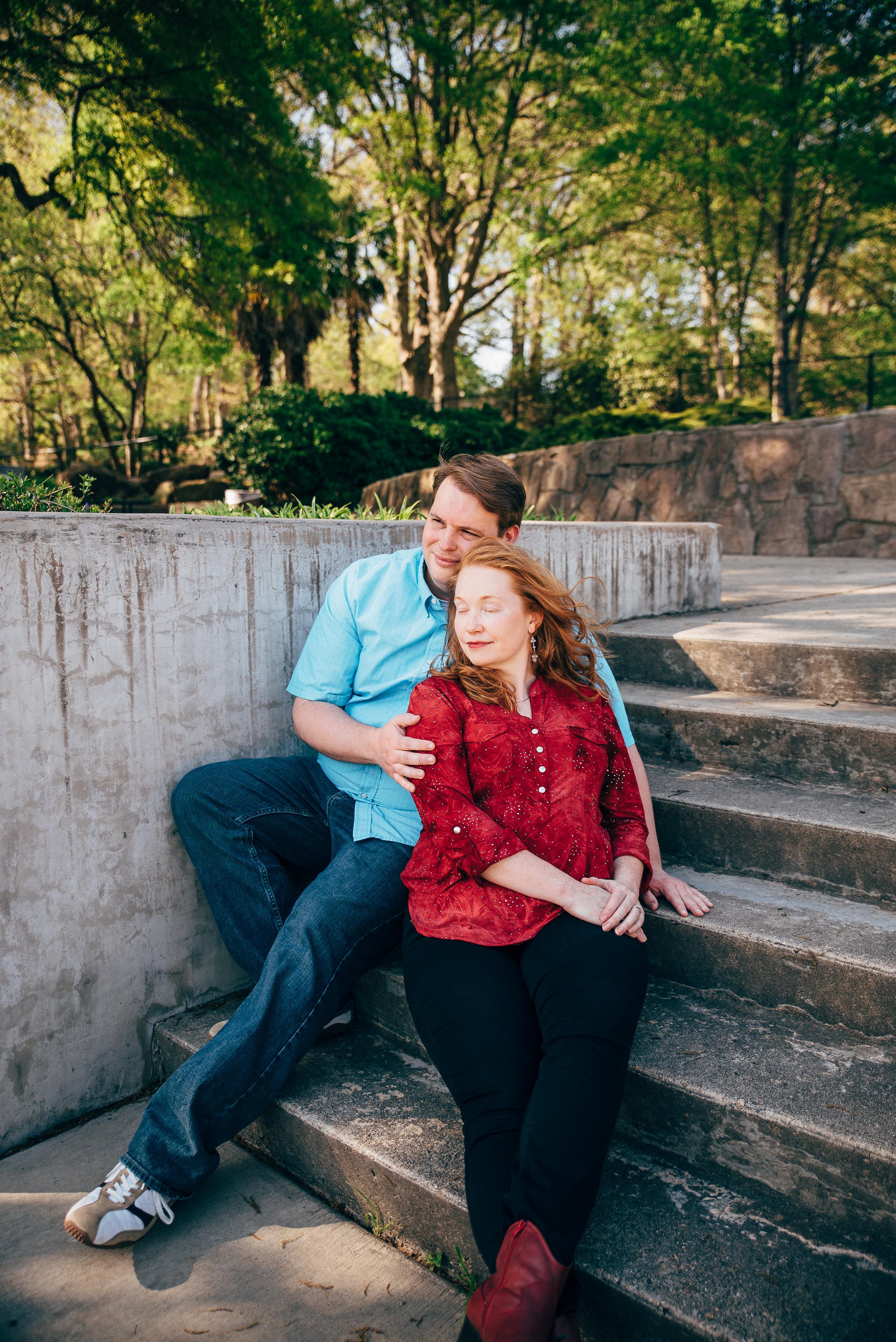 Pullen Park - Raleigh Wedding Photographer - North Carolina Wedding Photographer