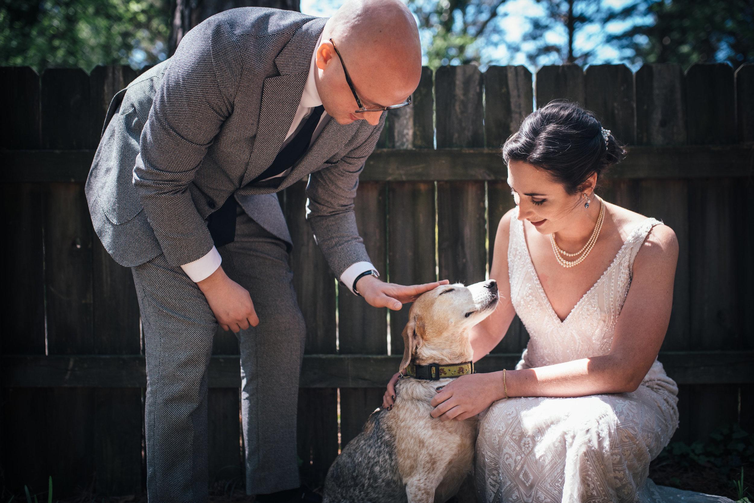 north carolina wedding photographer - downtown raleigh wedding - imurj wedding