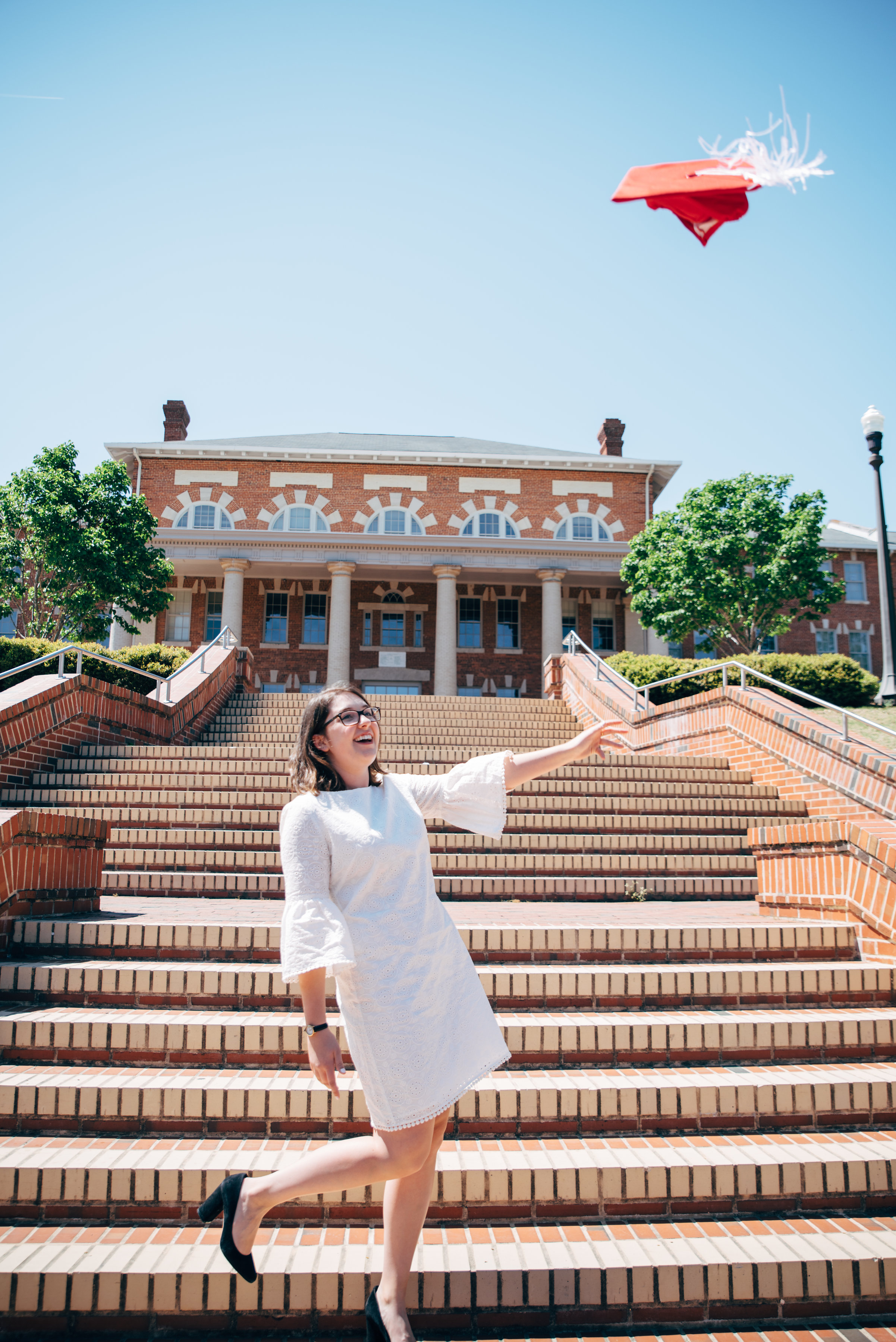 NC State Graduation Photography - Raleigh Family Photographer