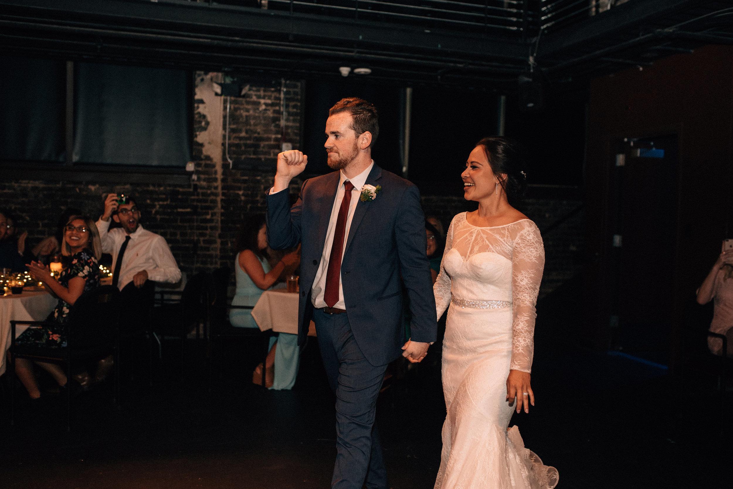 burning coal theatre - raleigh wedding photographer - north carolina wedding photographer