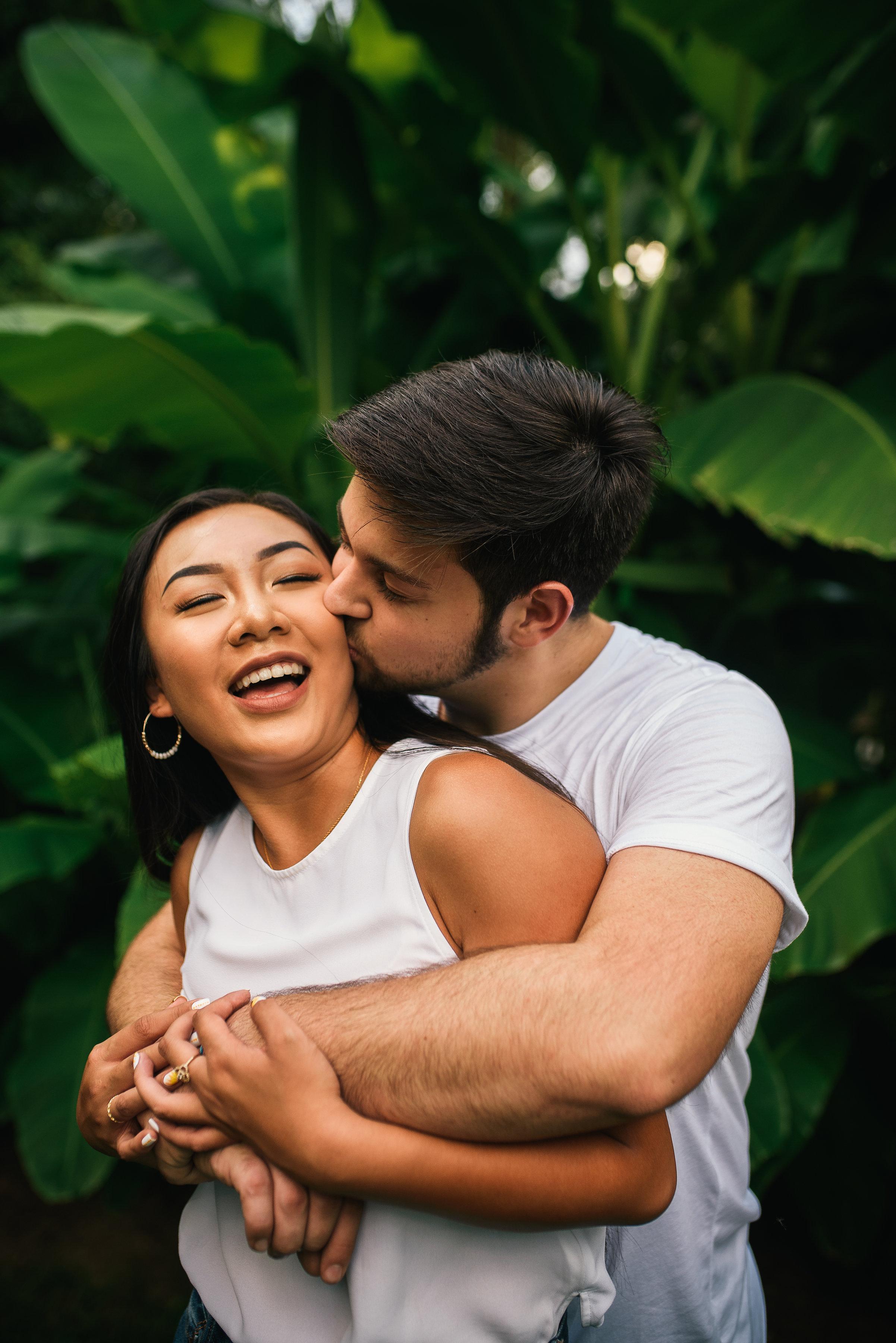 JC Raulston Engagement - Raleigh Wedding Photographer - North Carolina Wedding Photographer