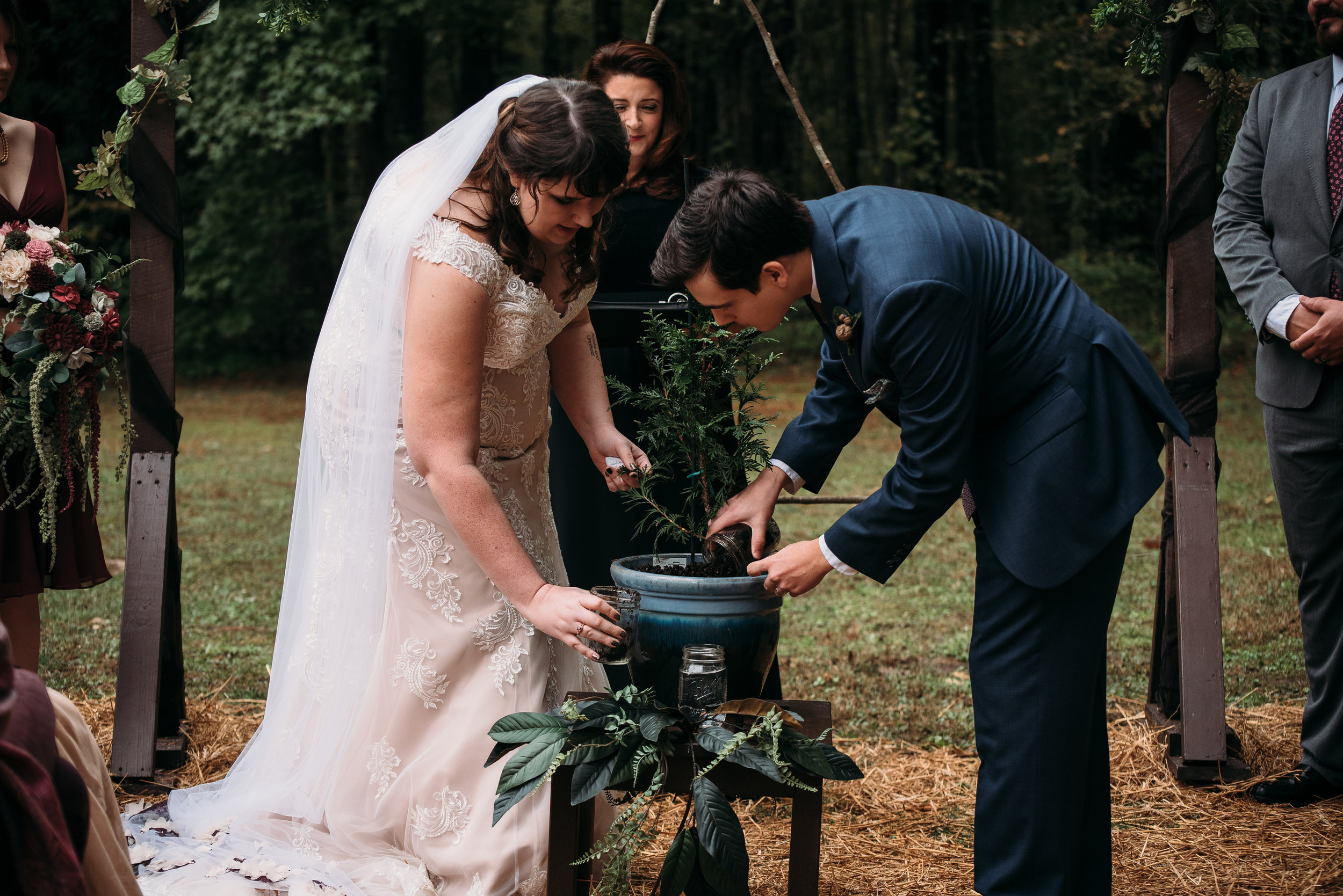 coco farm wedding - apex wedding photographer - north carolina wedding photographer