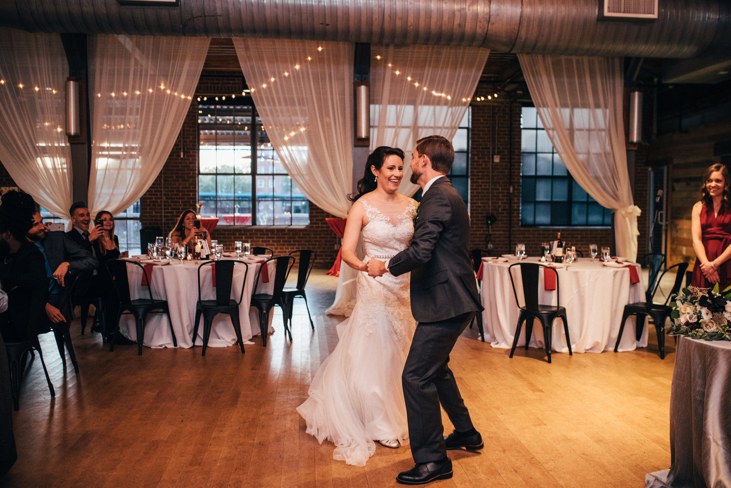the rickhouse wedding - north carolina wedding photographer - durham wedding photographer