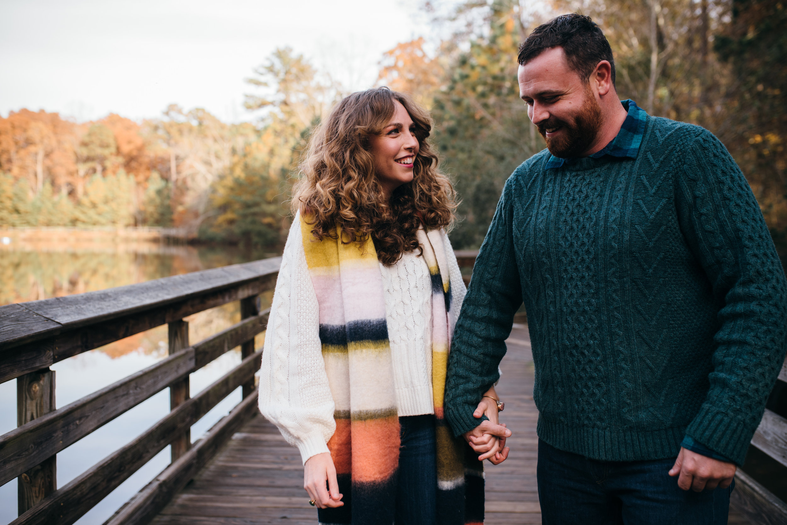 north carolina wedding photographer - raleigh wedding photographer - raleigh engagement session
