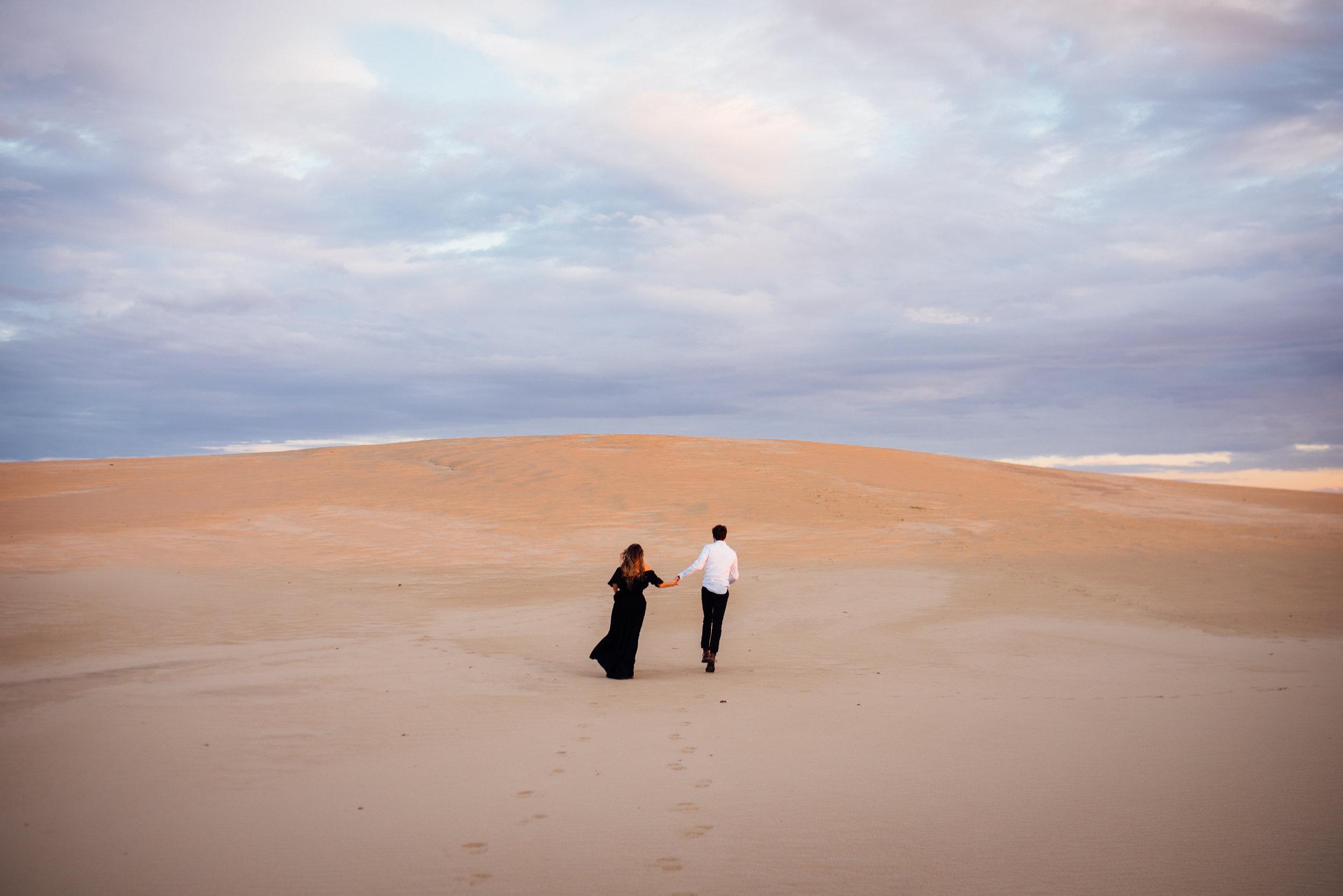 outer banks engagement - nags head engagement photographer - north carolina wedding photographer