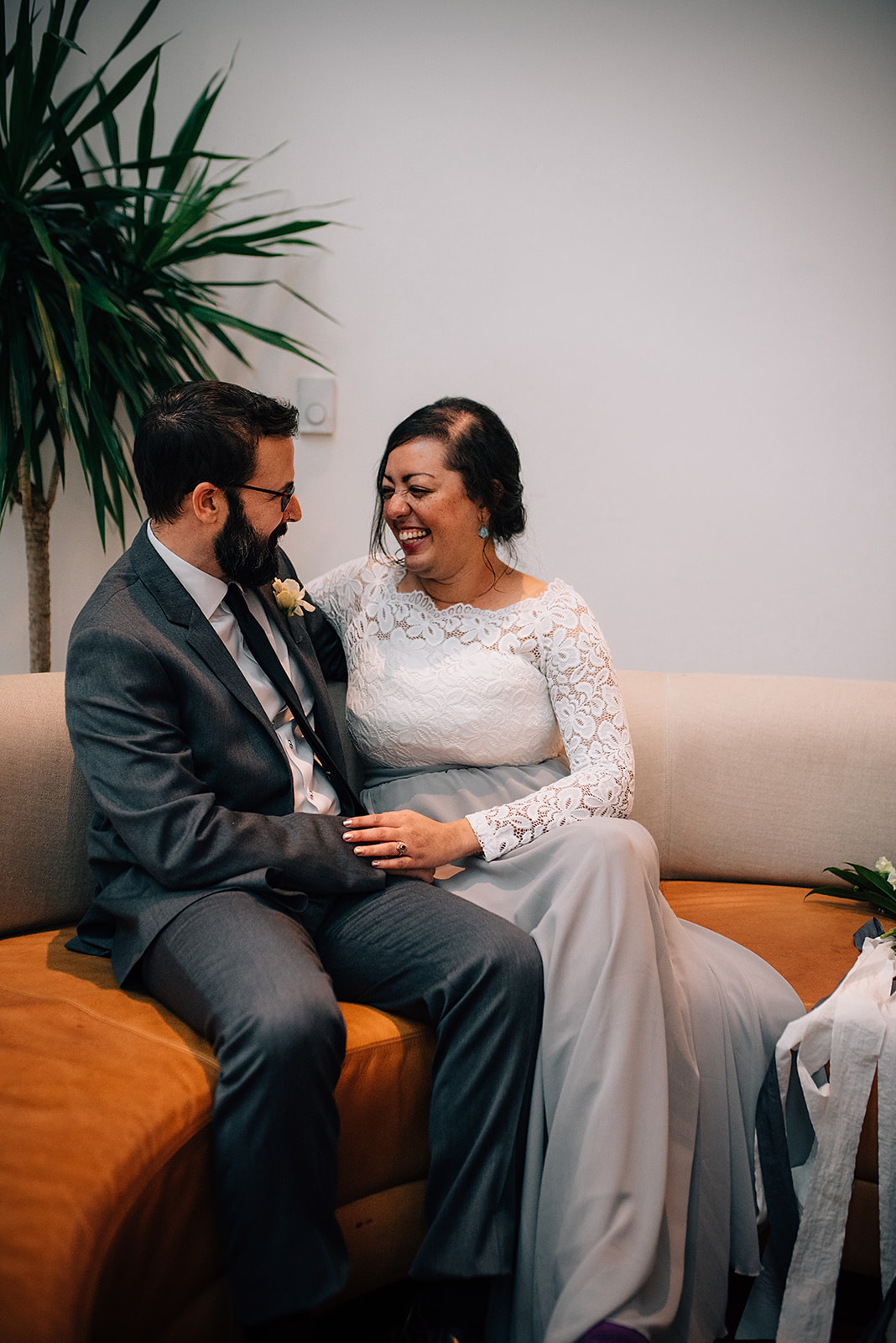 Durham Elopement - Durham Elopement Photographer - Courthouse Wedding - Durham Courthouse Photographer - North Carolina Photographer - North Carolina Elopement Photographer