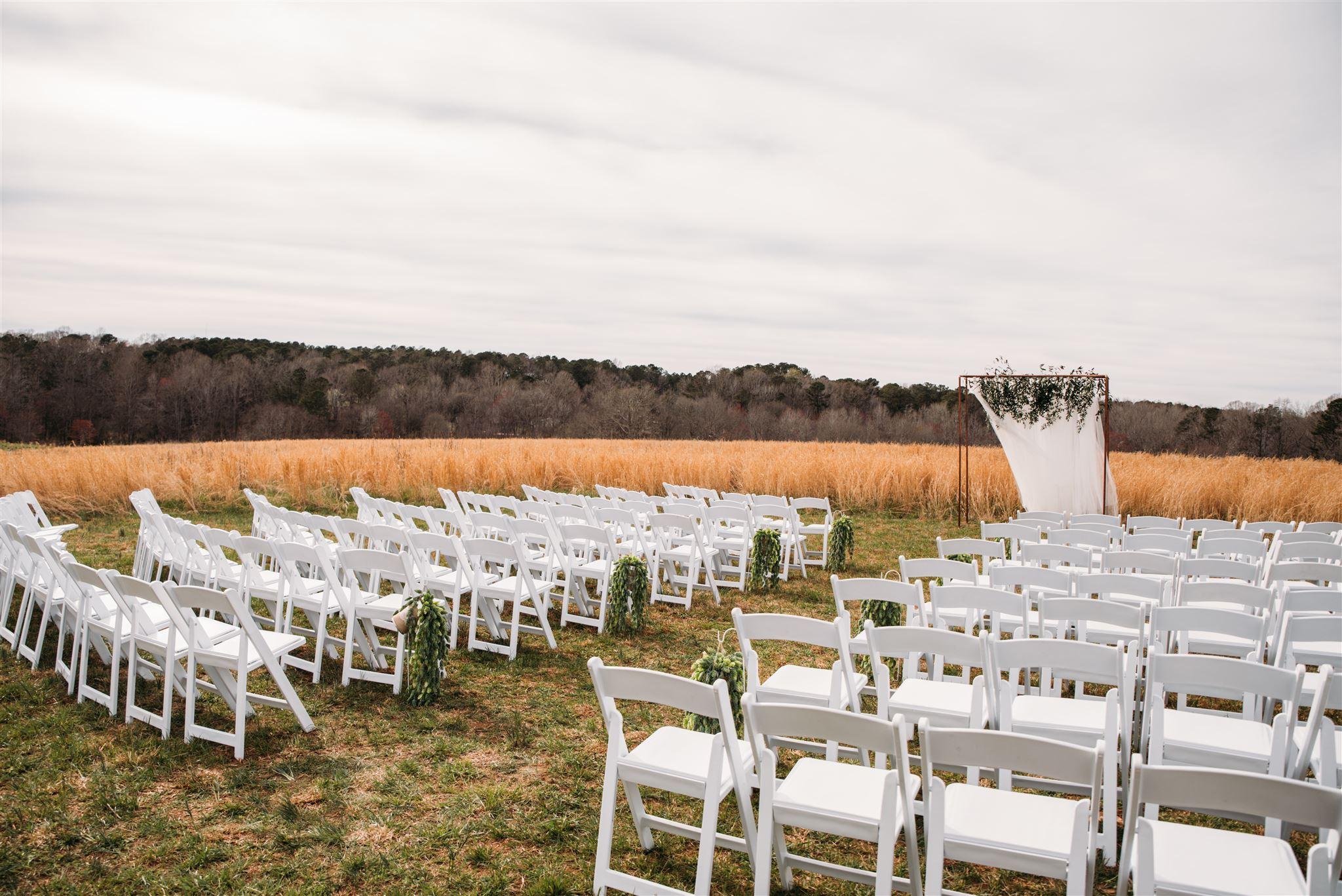 the meadows raleigh wedding - the meadows at firefly farm wedding - north carolina wedding photographer - raleigh wedding photographer