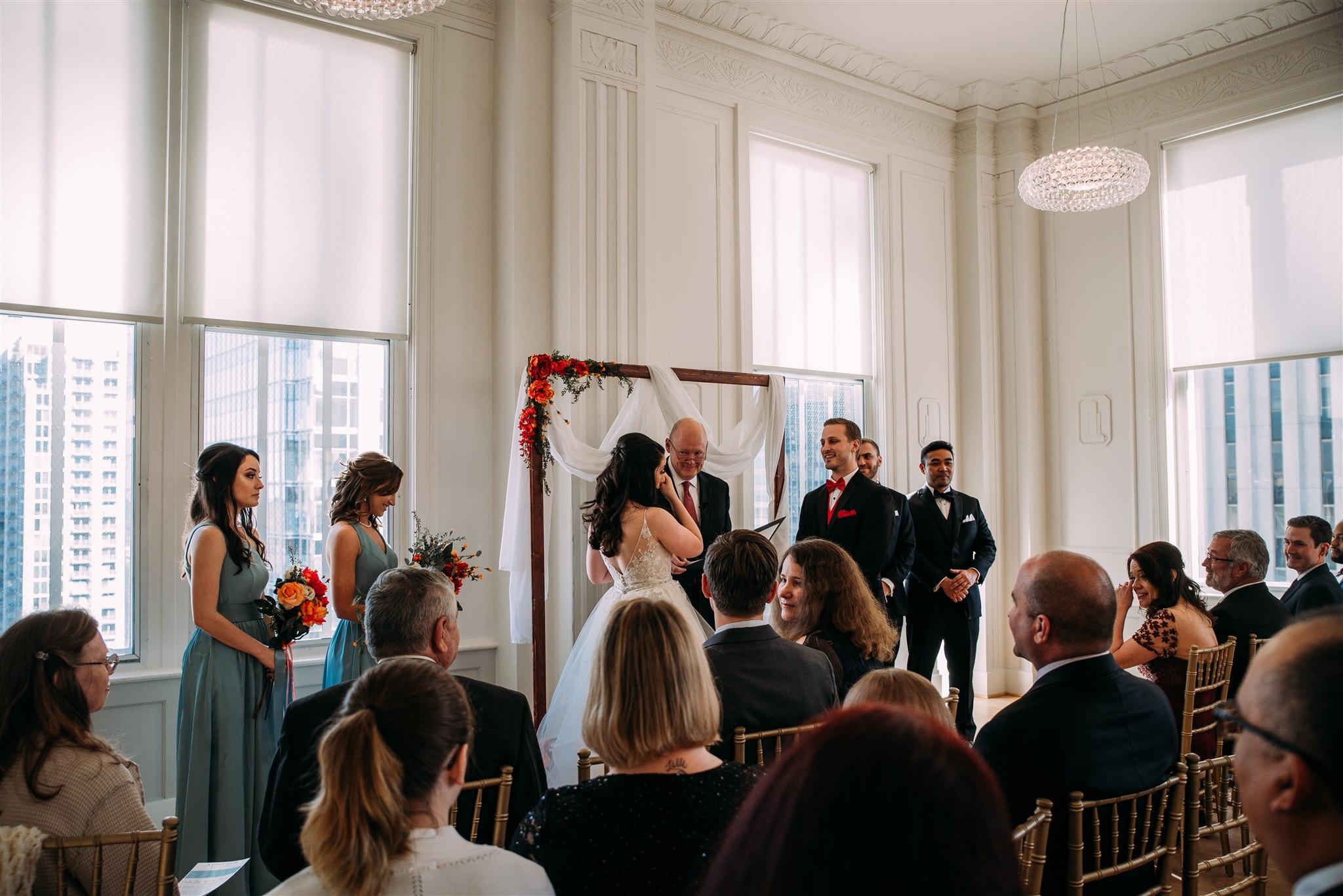 the cannon room wedding - raleigh wedding photographer - north carolina wedding photographer - durham wedding photographer - downtown raleigh wedding