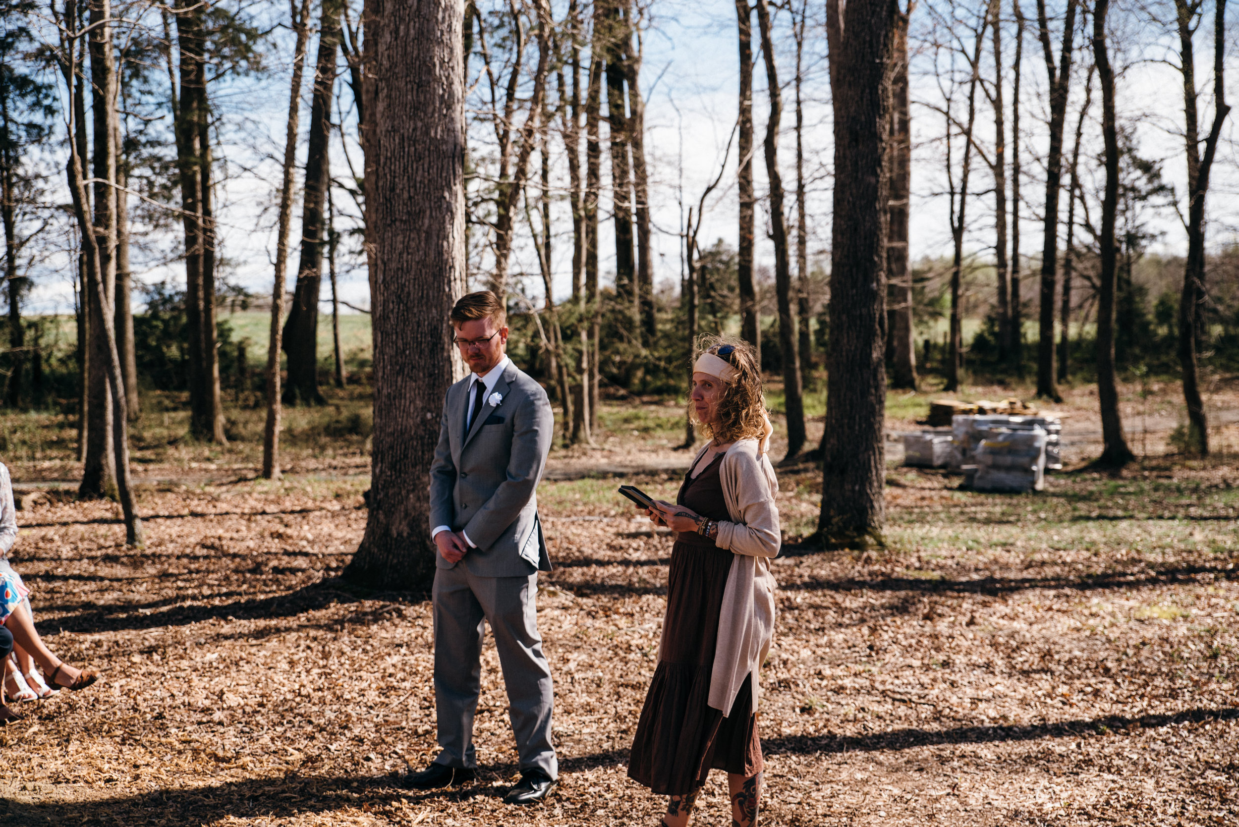 starlight meadow wedding burlington - north carolina wedding photographer - durham wedding photographer