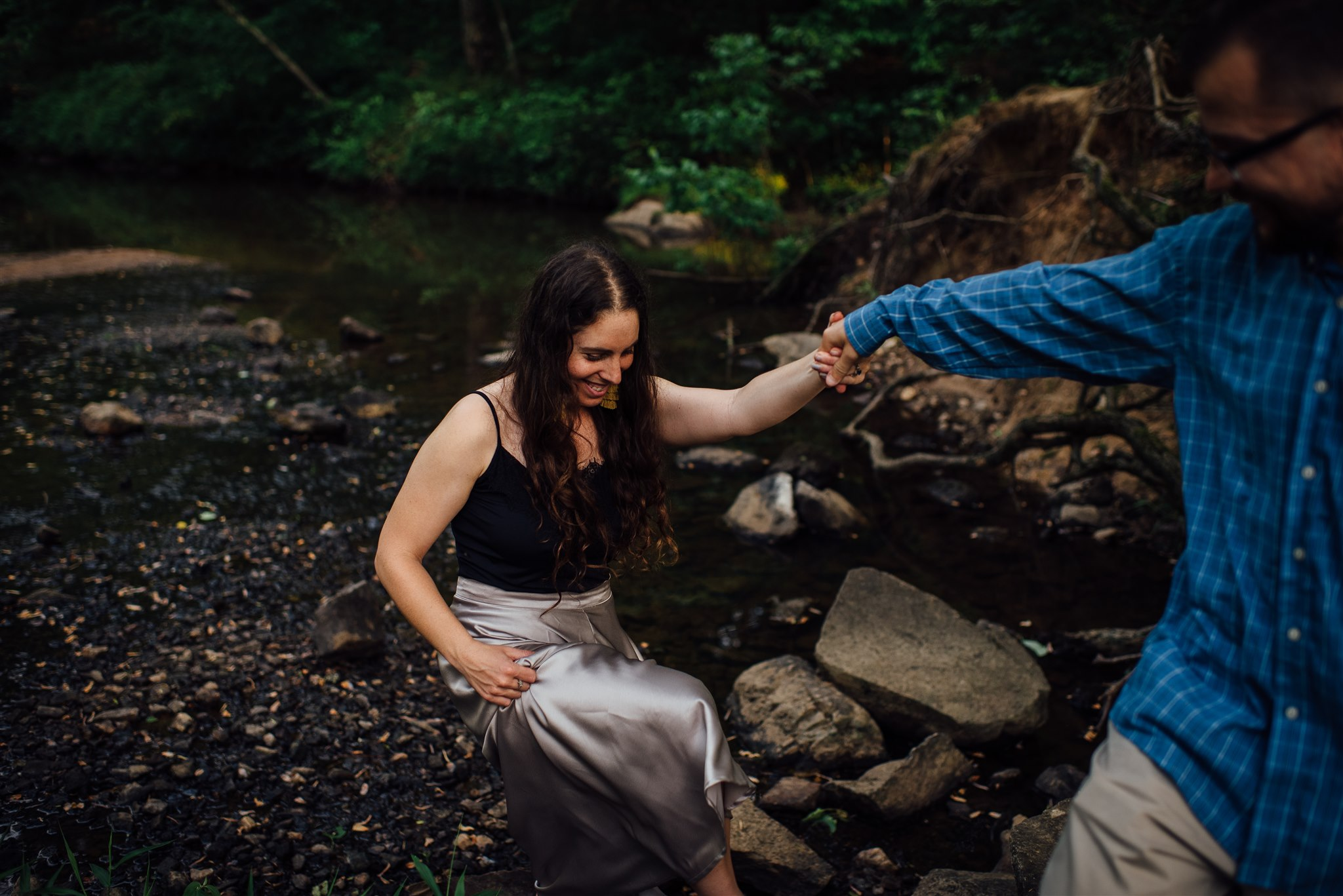 Umstead Engagement Session - Raleigh Engagement Photographer -  North Carolina Wedding Photographer - Raleigh Wedding Photographer