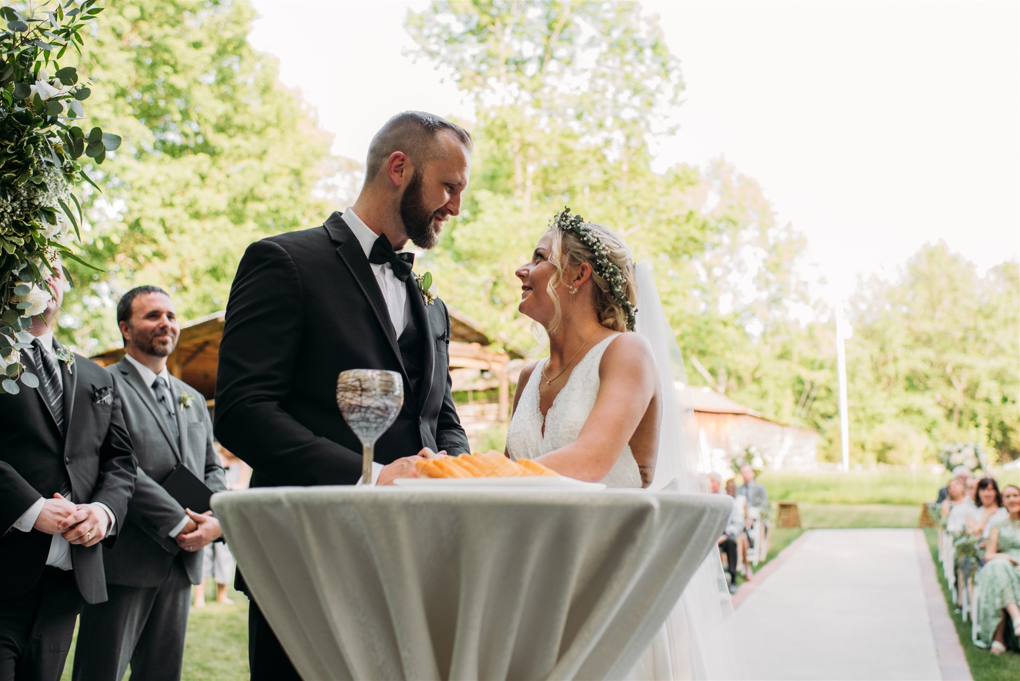 Cedar Grove Acres Wedding - Raleigh Wedding Photographer - North Carolina Wedding Photographer - Creedmoor Wedding Photographer - Summer Wedding