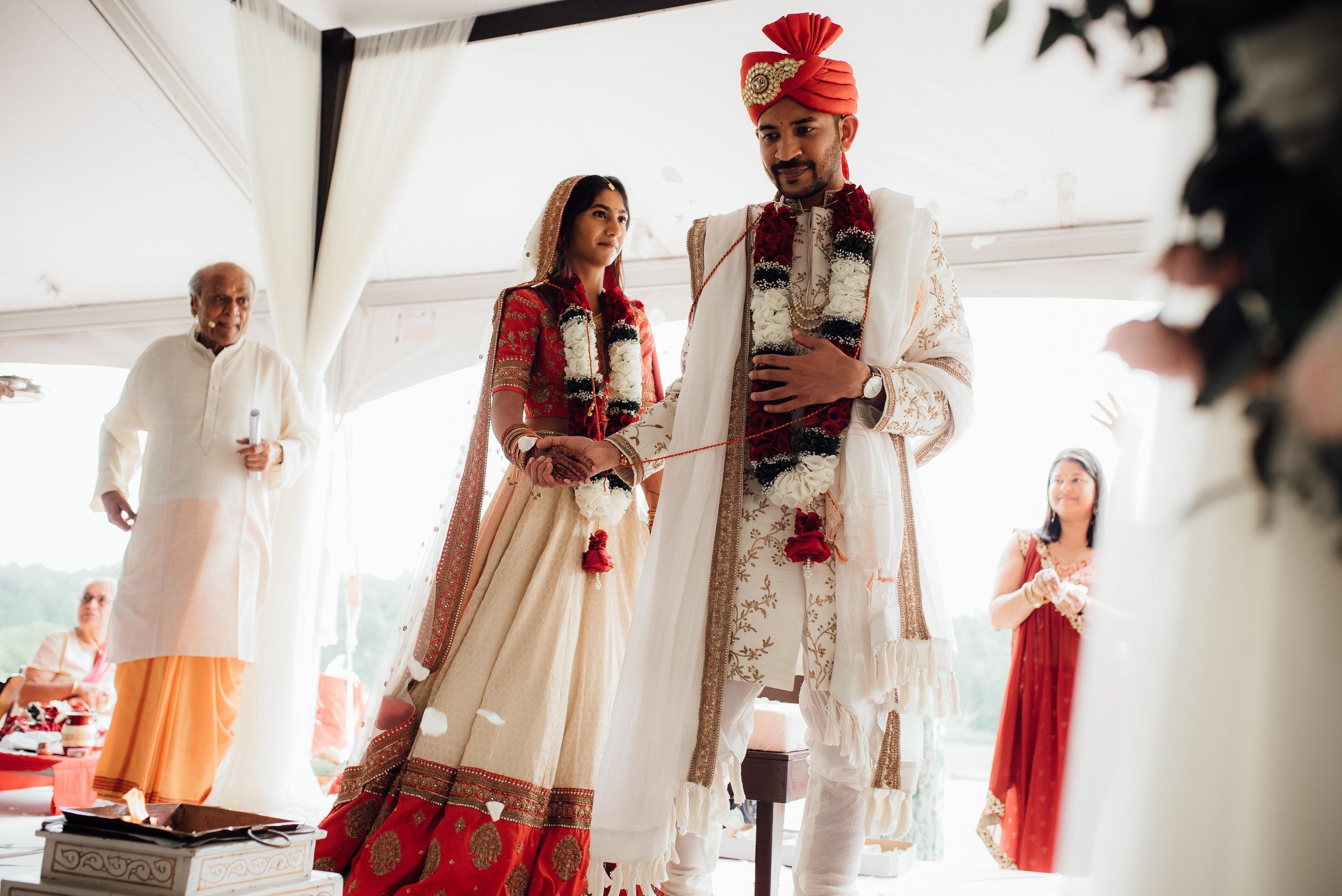 starlight meadow wedding burlington - north carolina wedding photographer - durham wedding photographer