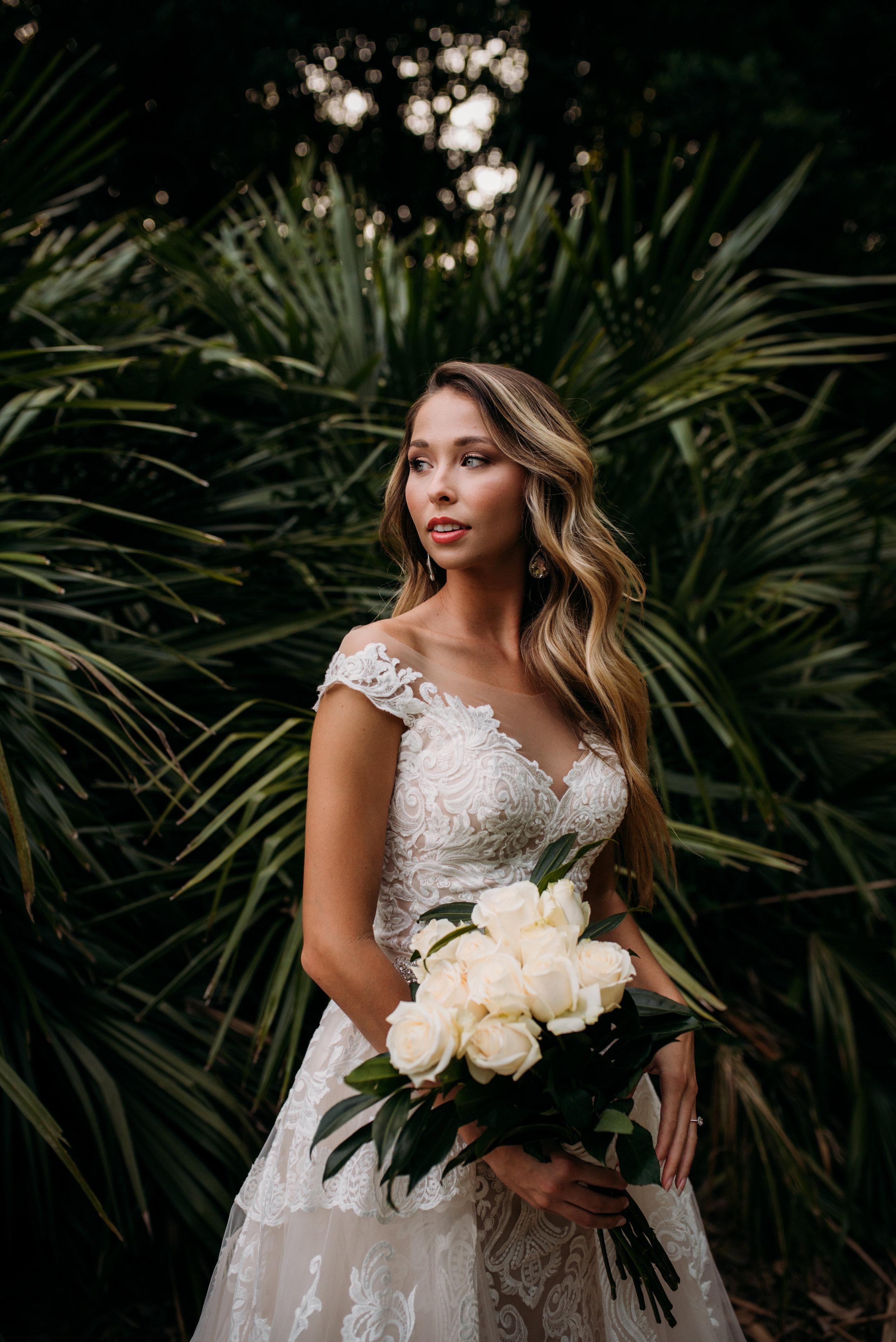 raleigh rose garden bridals - raleigh wedding photographer - north carolina wedding photographer
