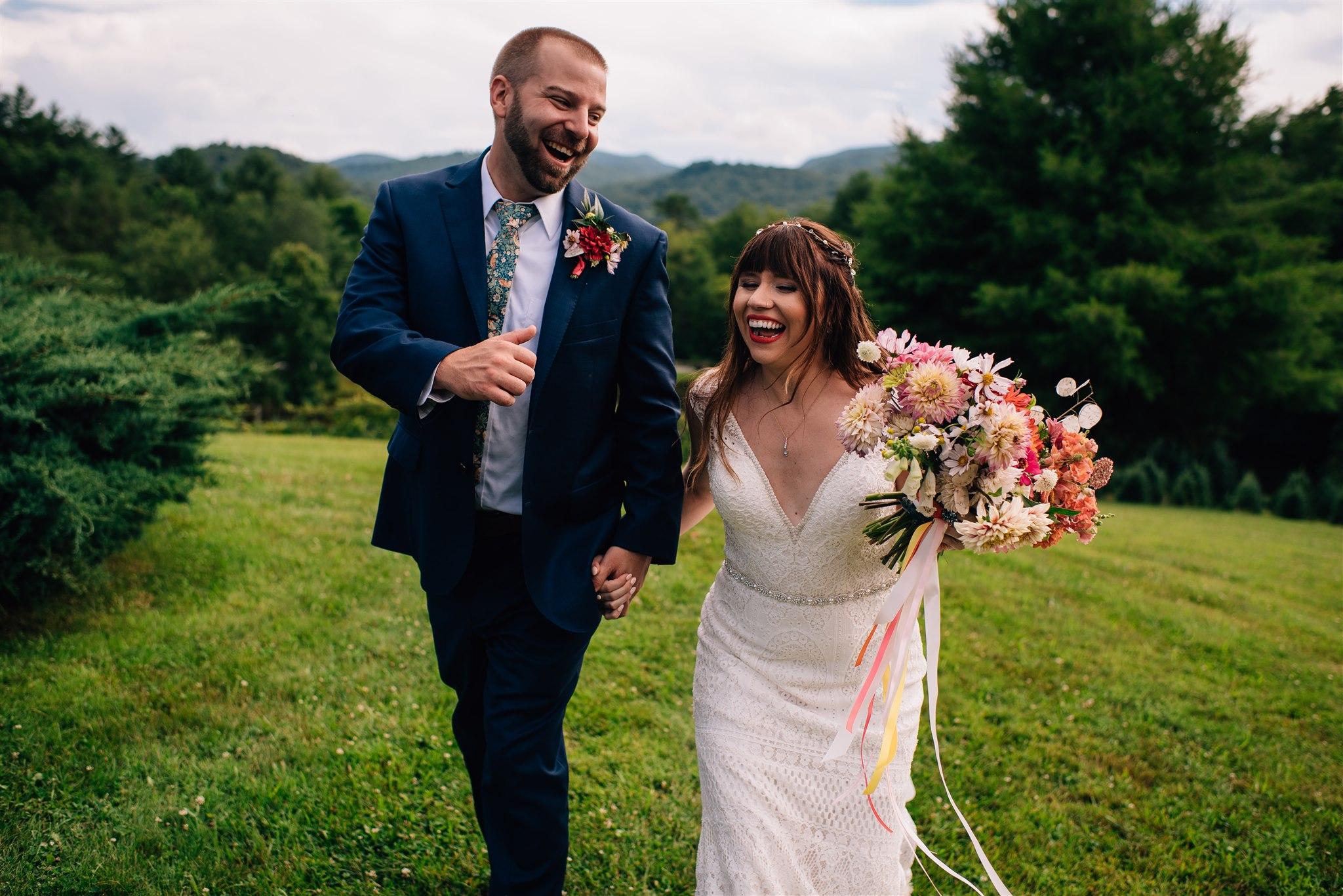sawyer family farmstead wedding - asheville wedding photographer - north carolina wedding photographer -