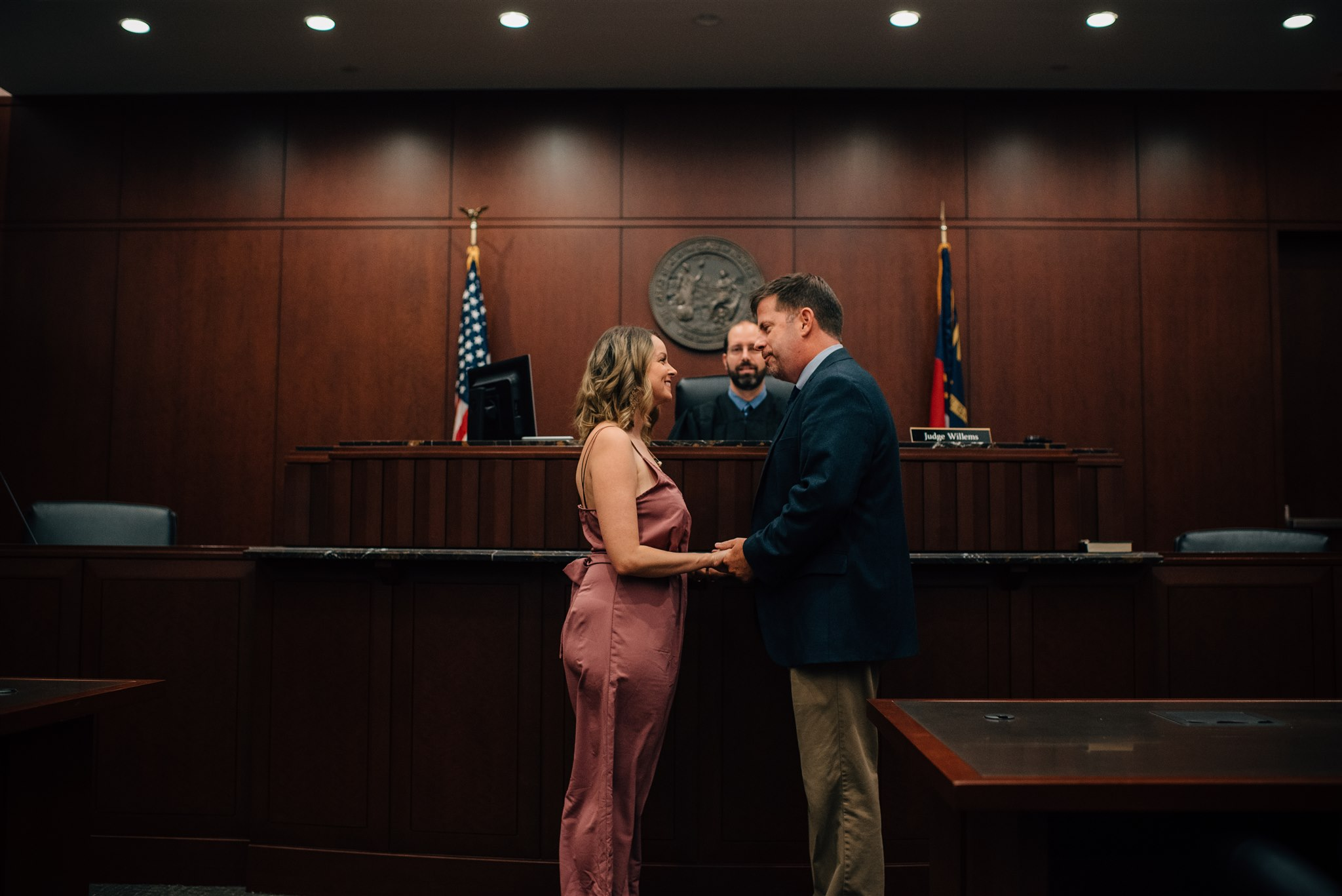 north carolina courthouse wedding - north carolina elopement photographer - raleigh courthouse wedding - raleigh elopement - durham courthouse wedding